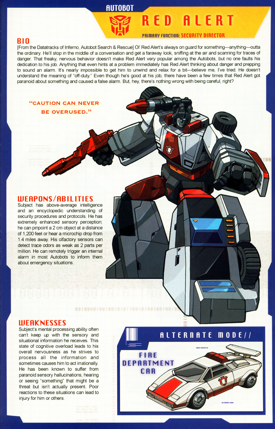 Read online Transformers: More than Meets the Eye comic -  Issue #5 - 23