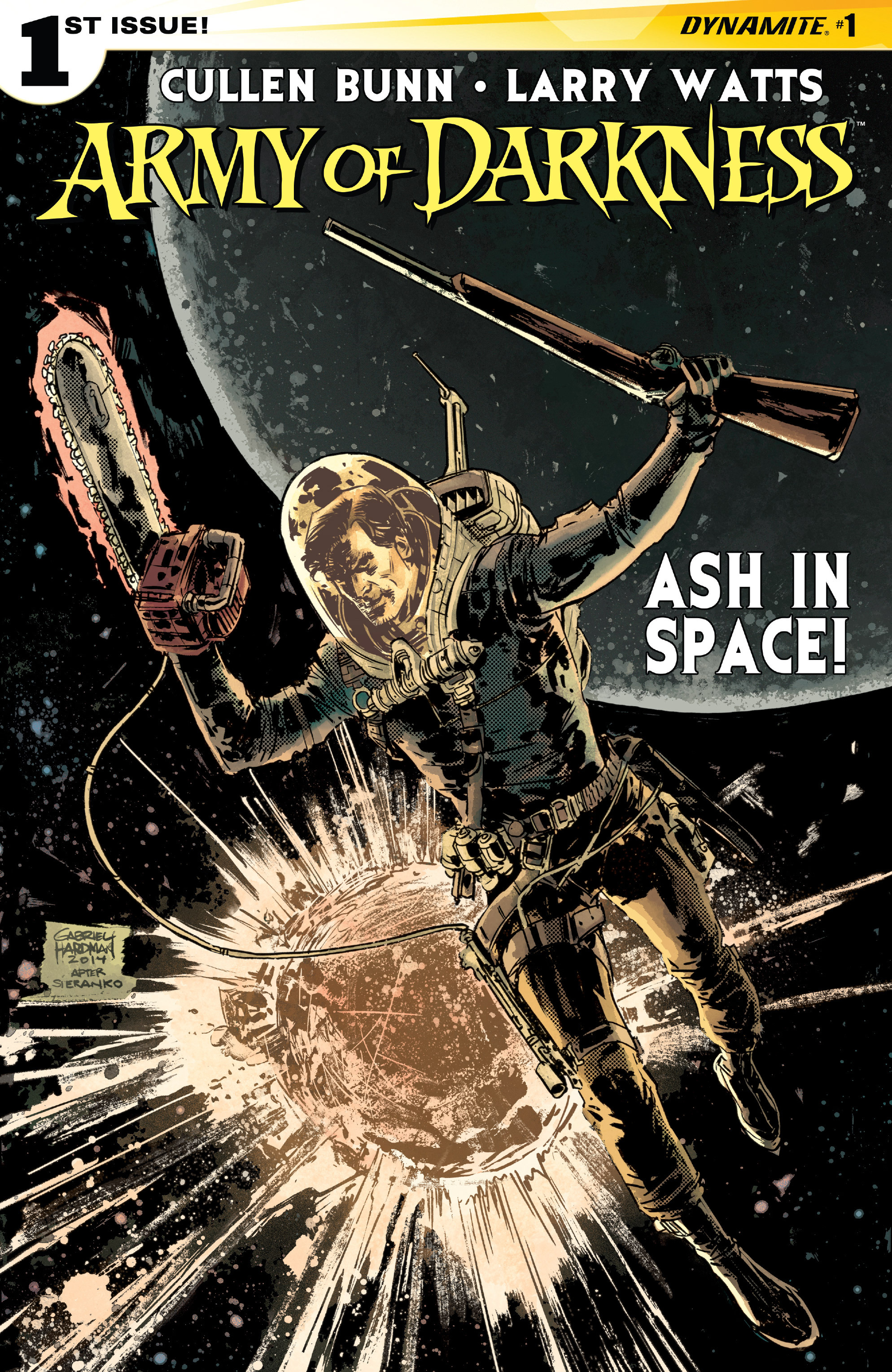 Read online Army of Darkness (2014) comic -  Issue #1 - 1