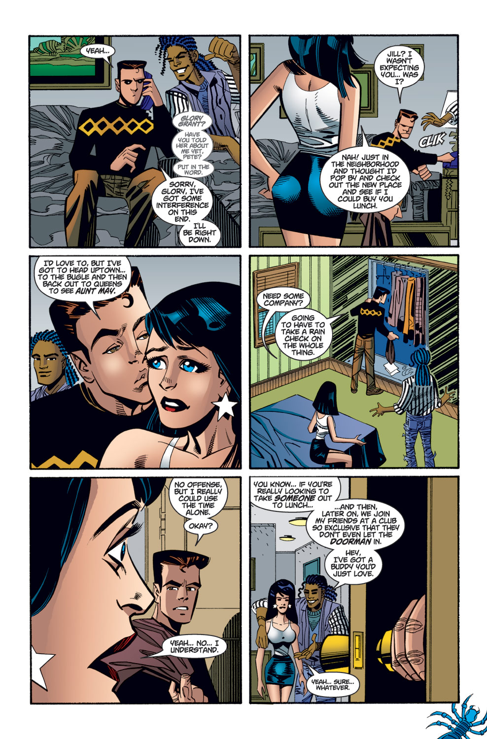The Amazing Spider-Man (1999) 20 Page 6