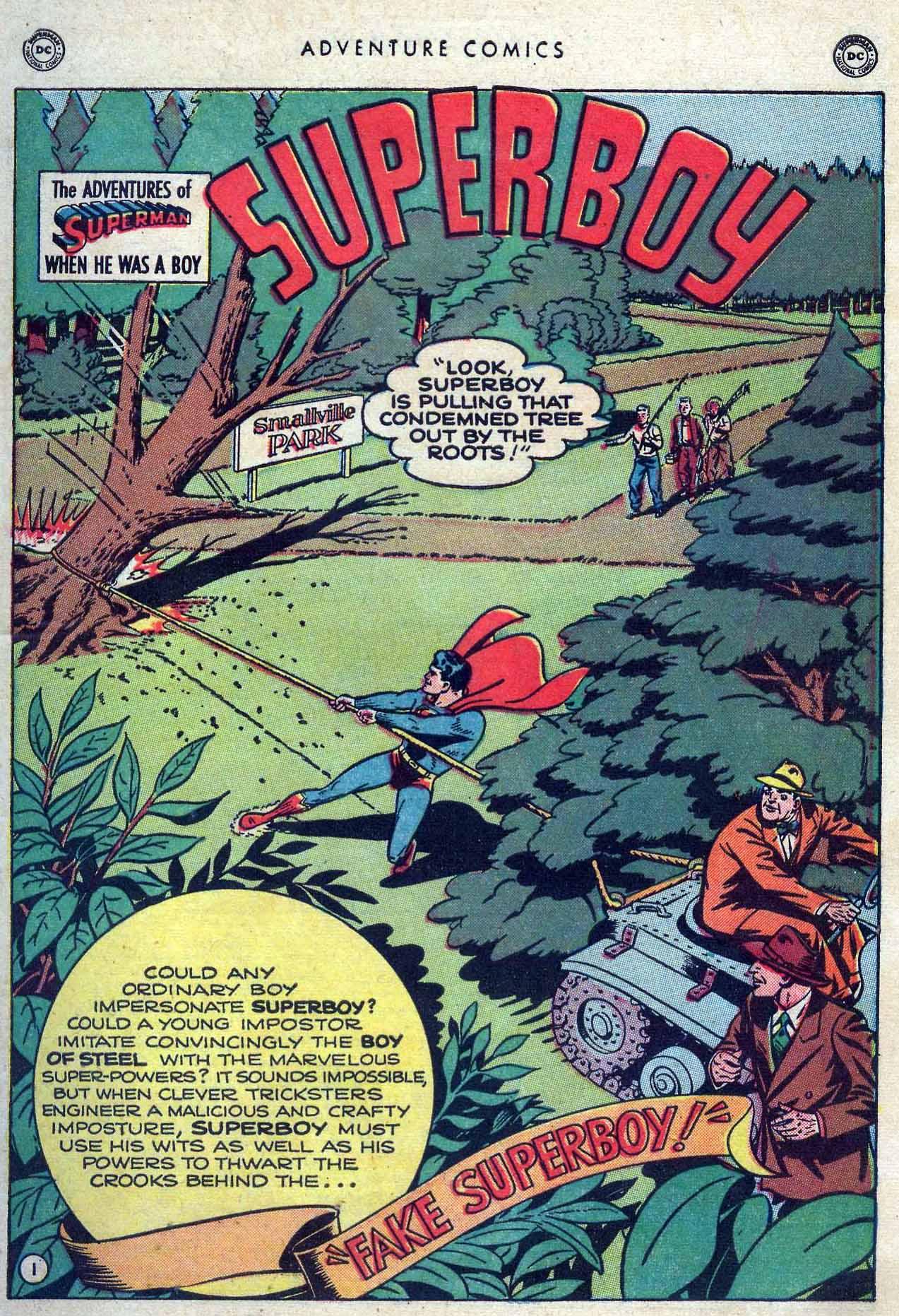 Read online Adventure Comics (1938) comic -  Issue #149 - 3