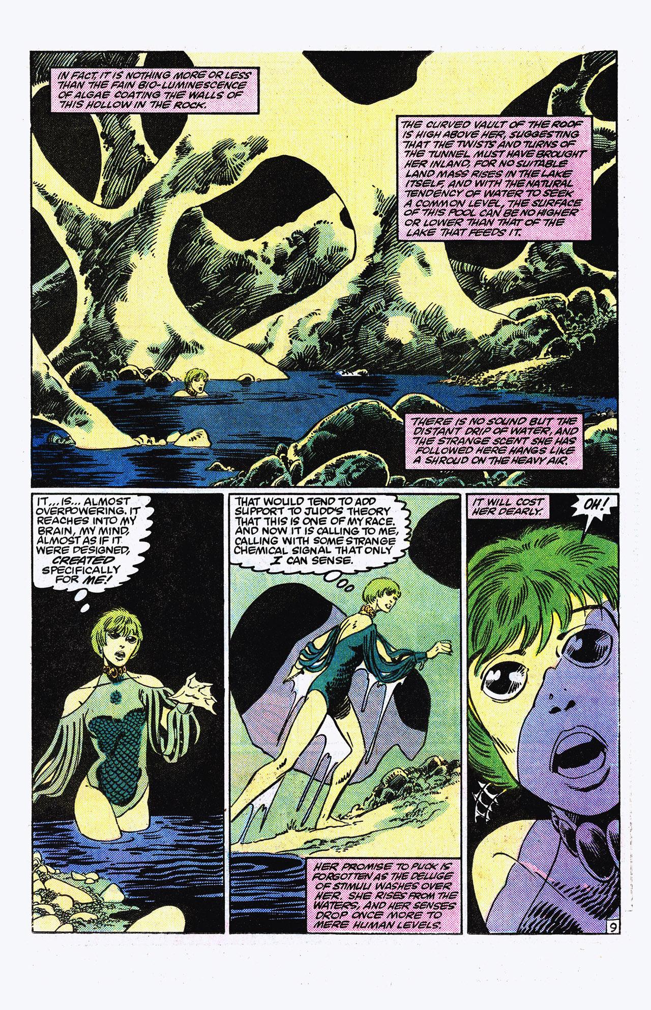 Read online Alpha Flight (1983) comic -  Issue #15 - 10