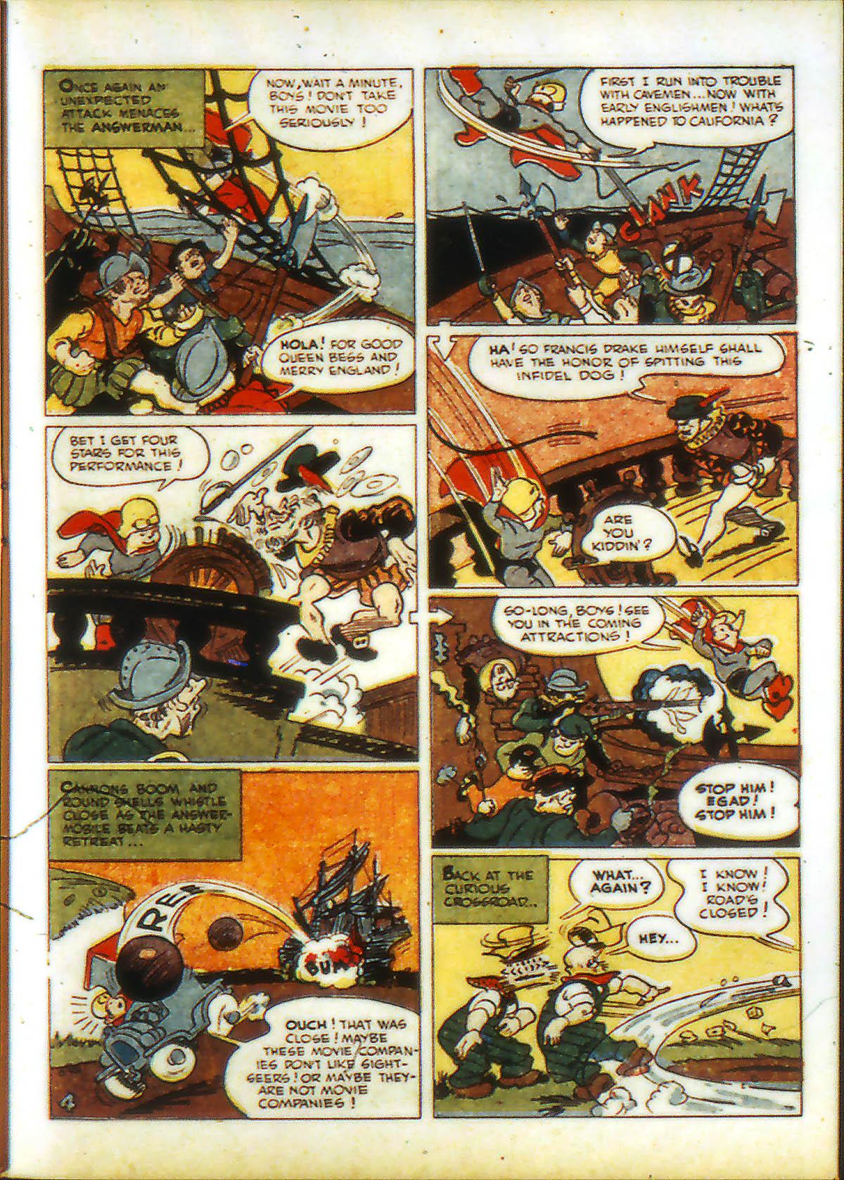 Read online Adventure Comics (1938) comic -  Issue #89 - 17