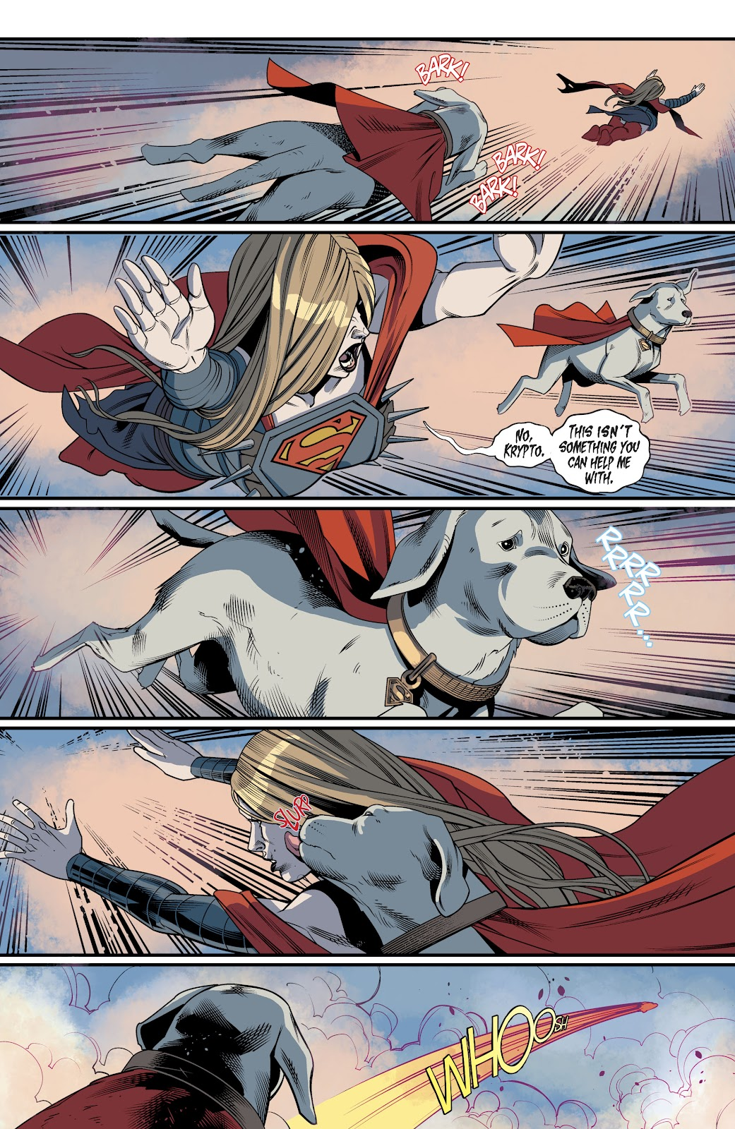 Read online Supergirl (2016) comic -  Issue #40 - 19
