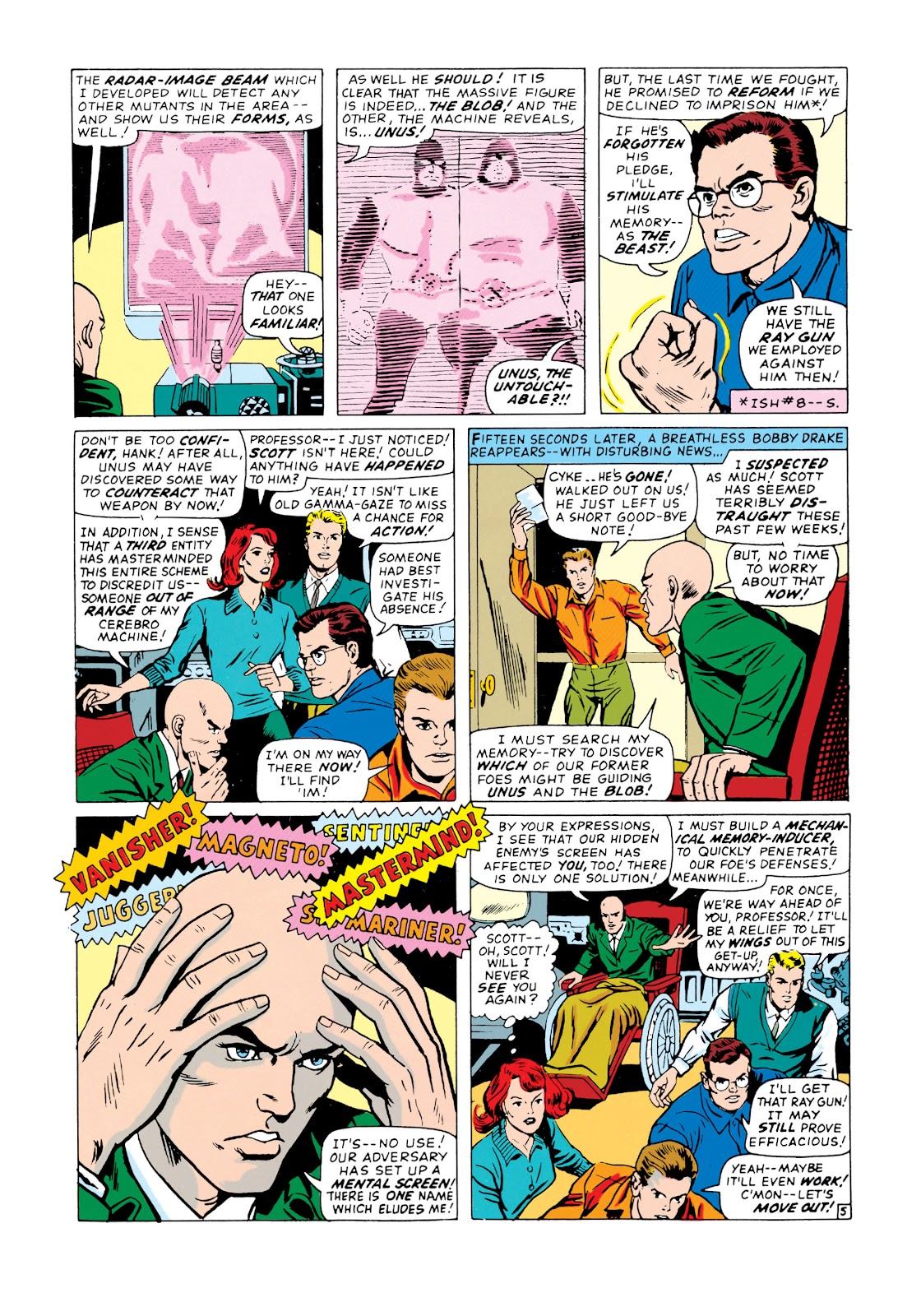 Uncanny X-Men (1963) issue 20 - Page 6