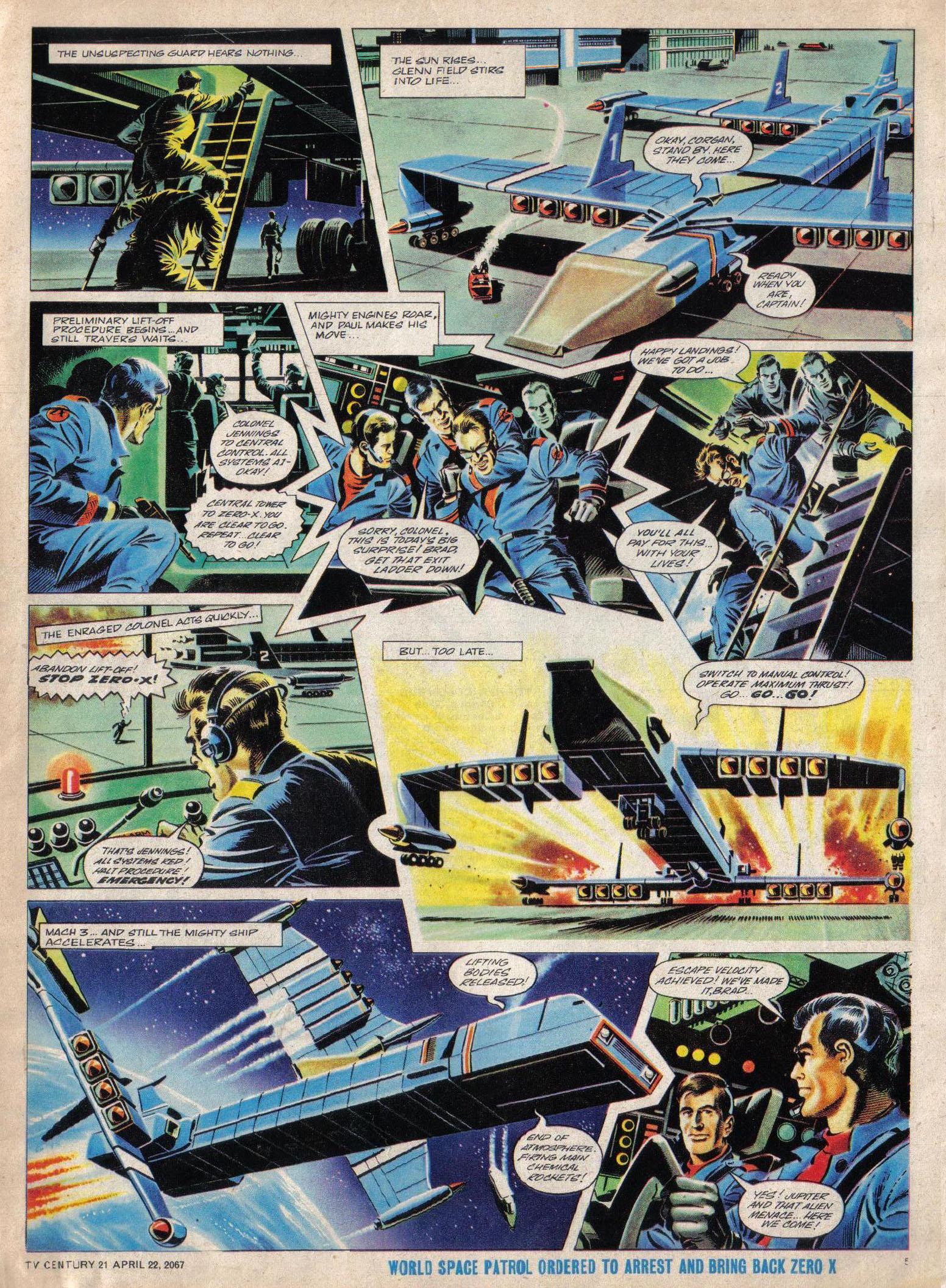 Read online TV Century 21 (TV 21) comic -  Issue #118 - 5