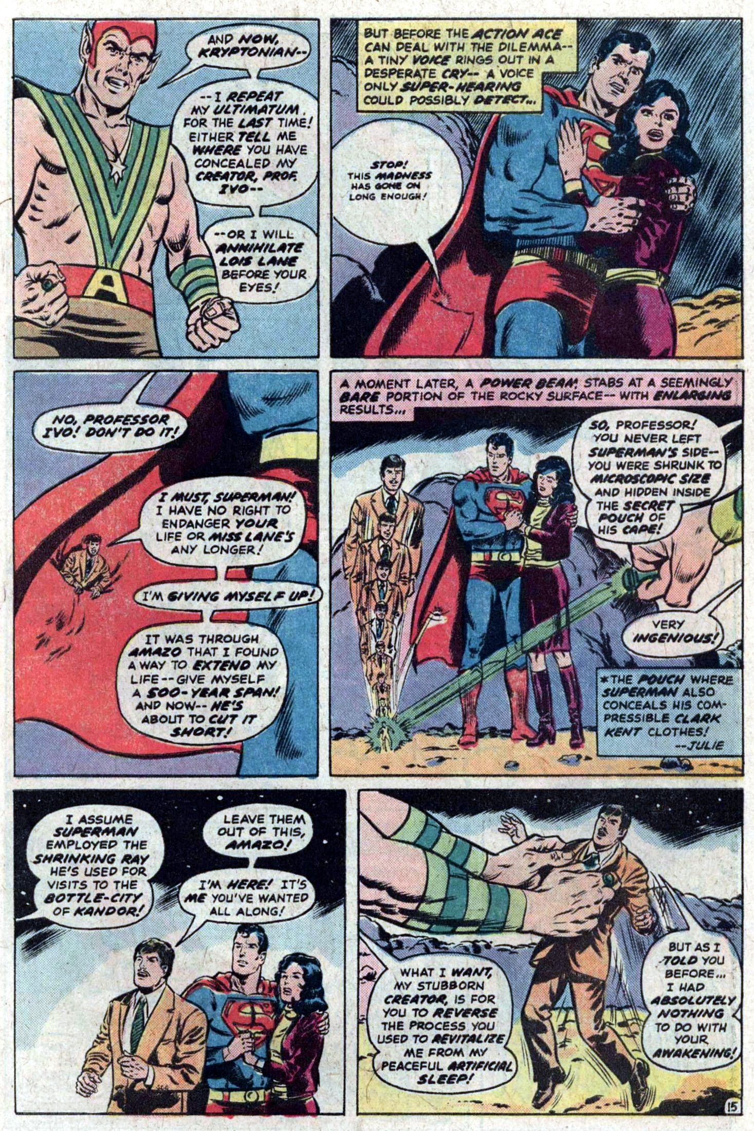 Read online Action Comics (1938) comic -  Issue #482 - 27