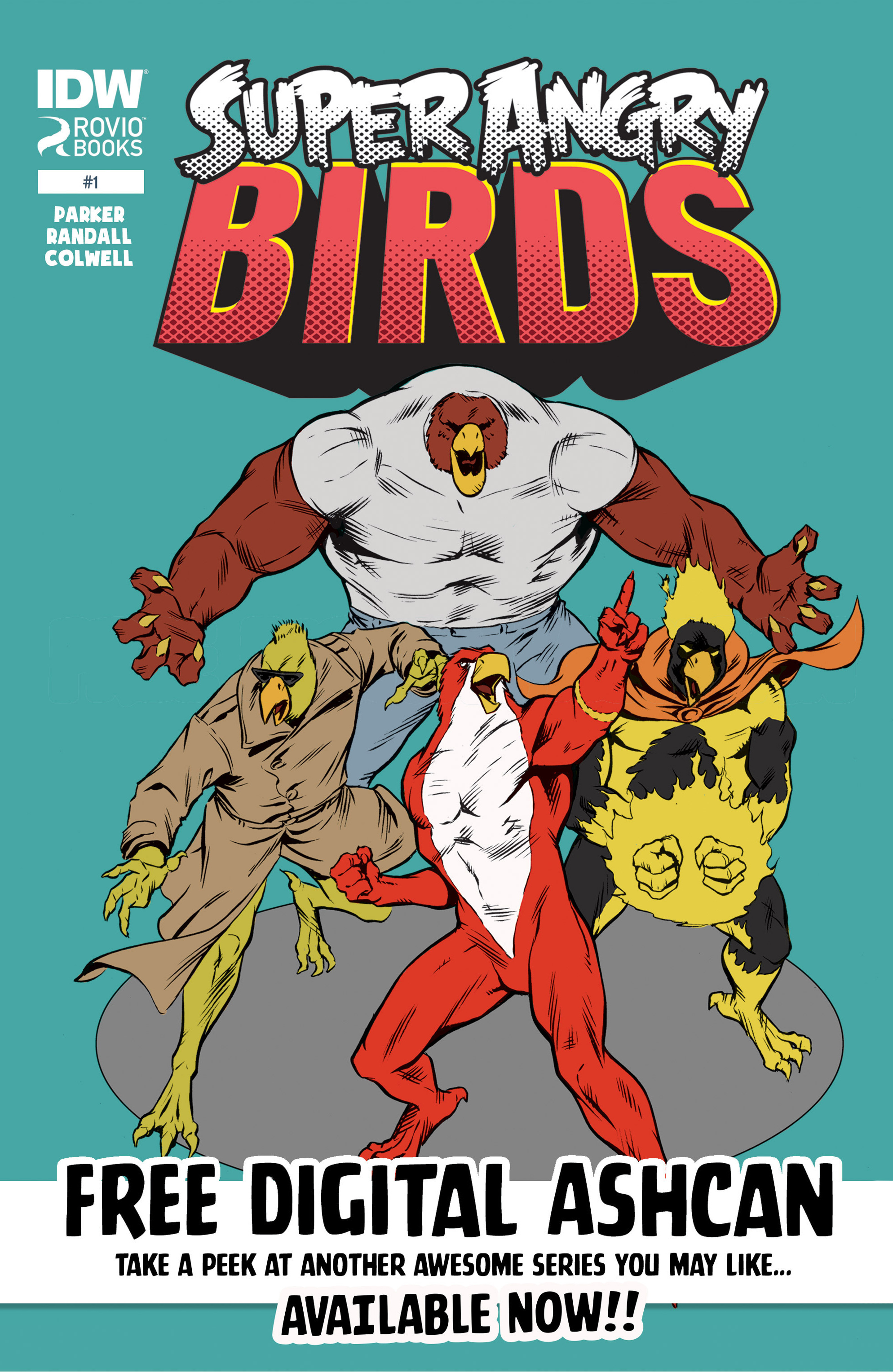 Read online Angry Birds Comics (2016) comic -  Issue #5 - 25