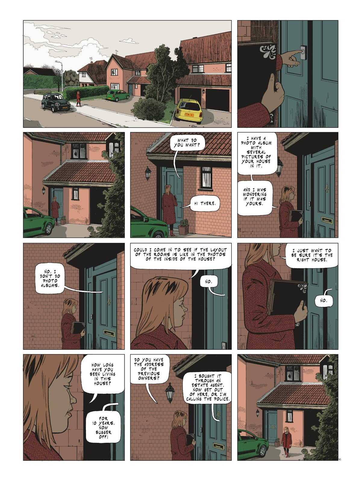 Read online Maggy Garrisson comic -  Issue #3 - 42