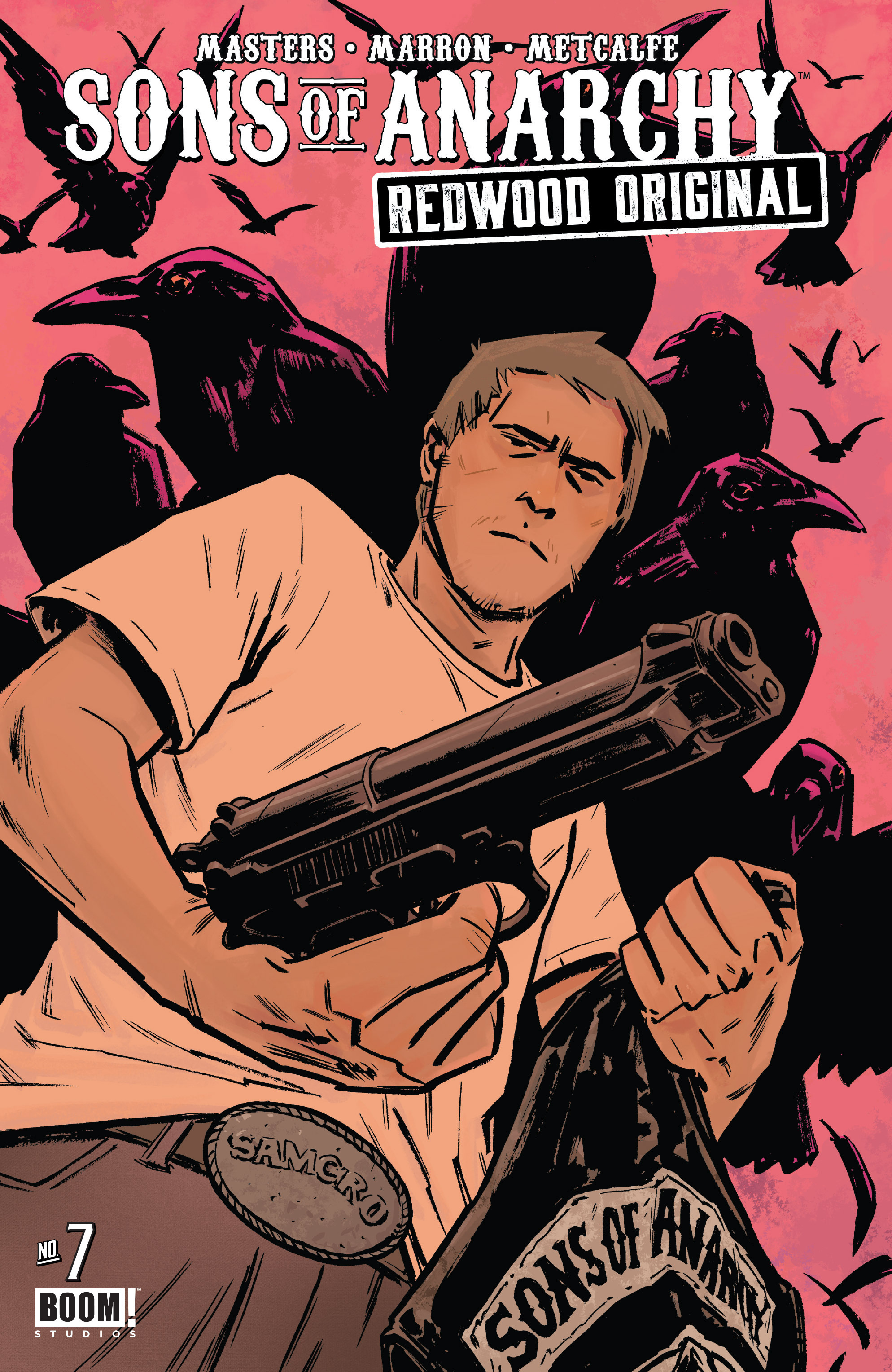 Read online Sons of Anarchy: Redwood Original comic -  Issue #7 - 1