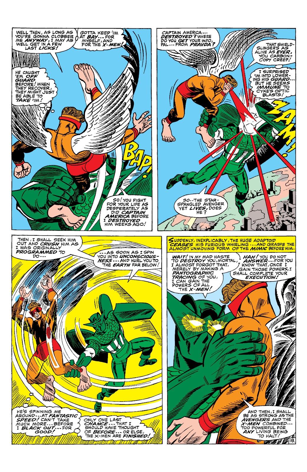 Uncanny X-Men (1963) issue 29 - Page 19