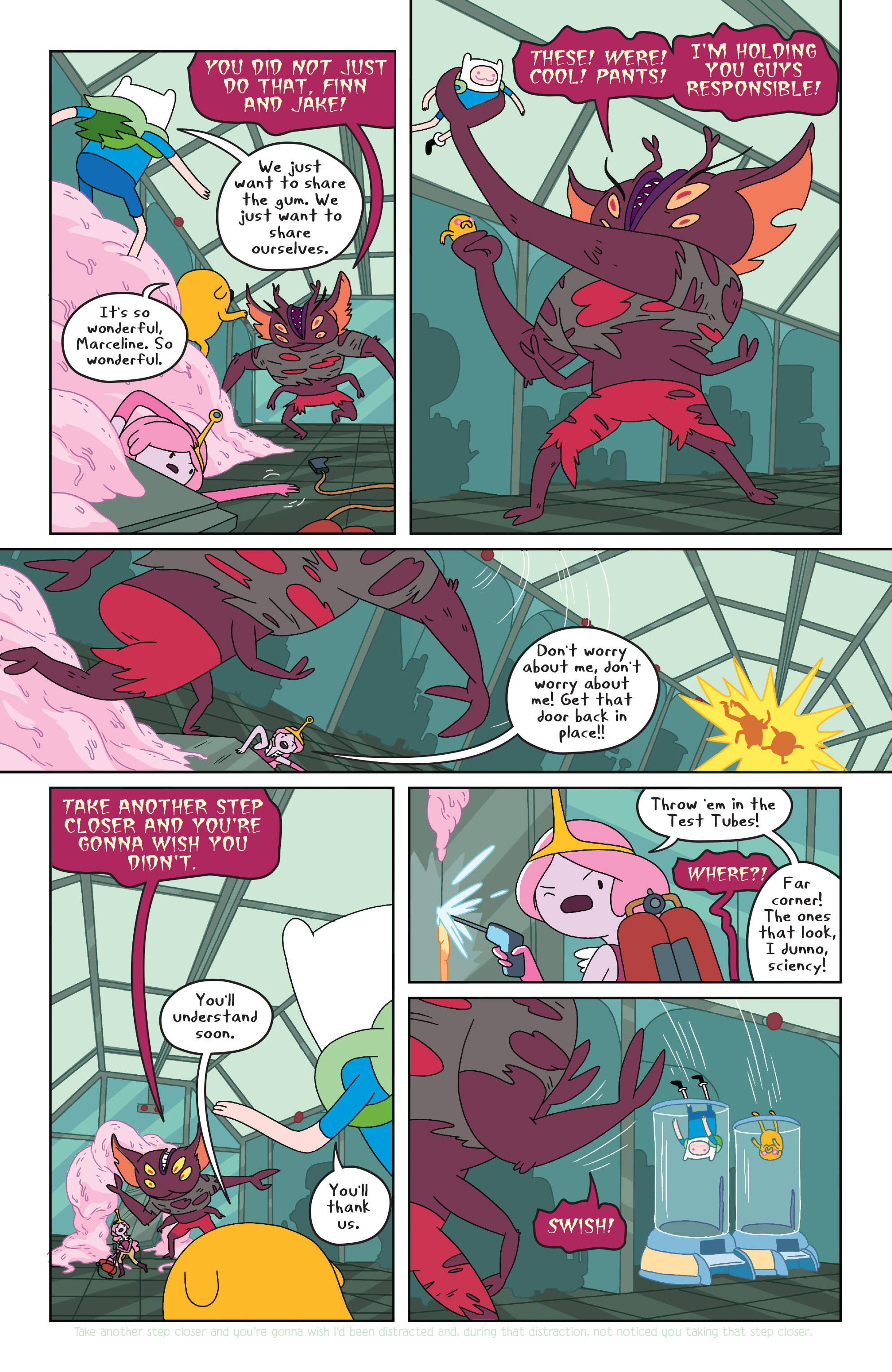 Read online Adventure Time comic -  Issue #23 - 15
