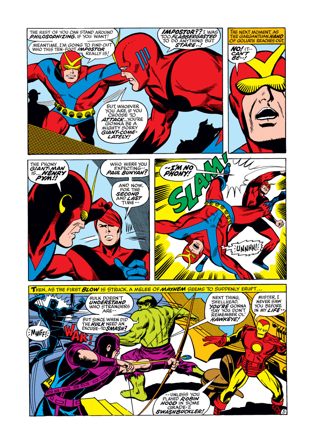 The Avengers (1963) _Annual_2 Page 5