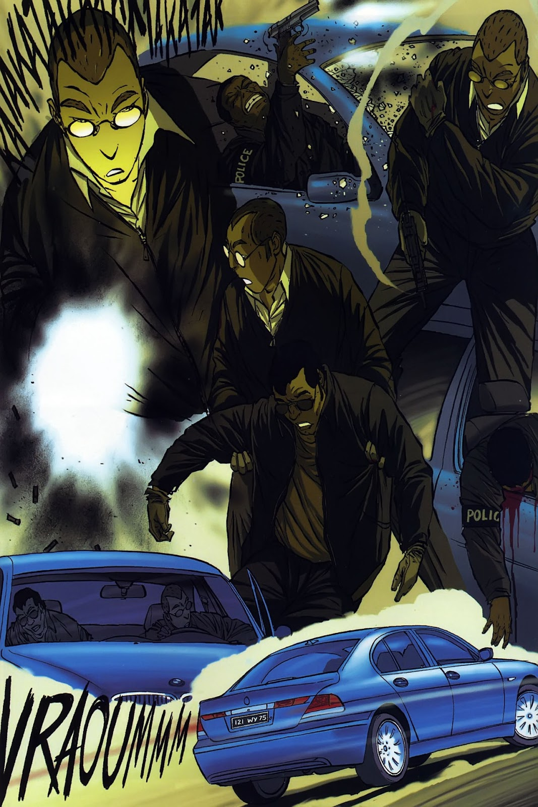 Read online The Killer comic -  Issue #8 - 20