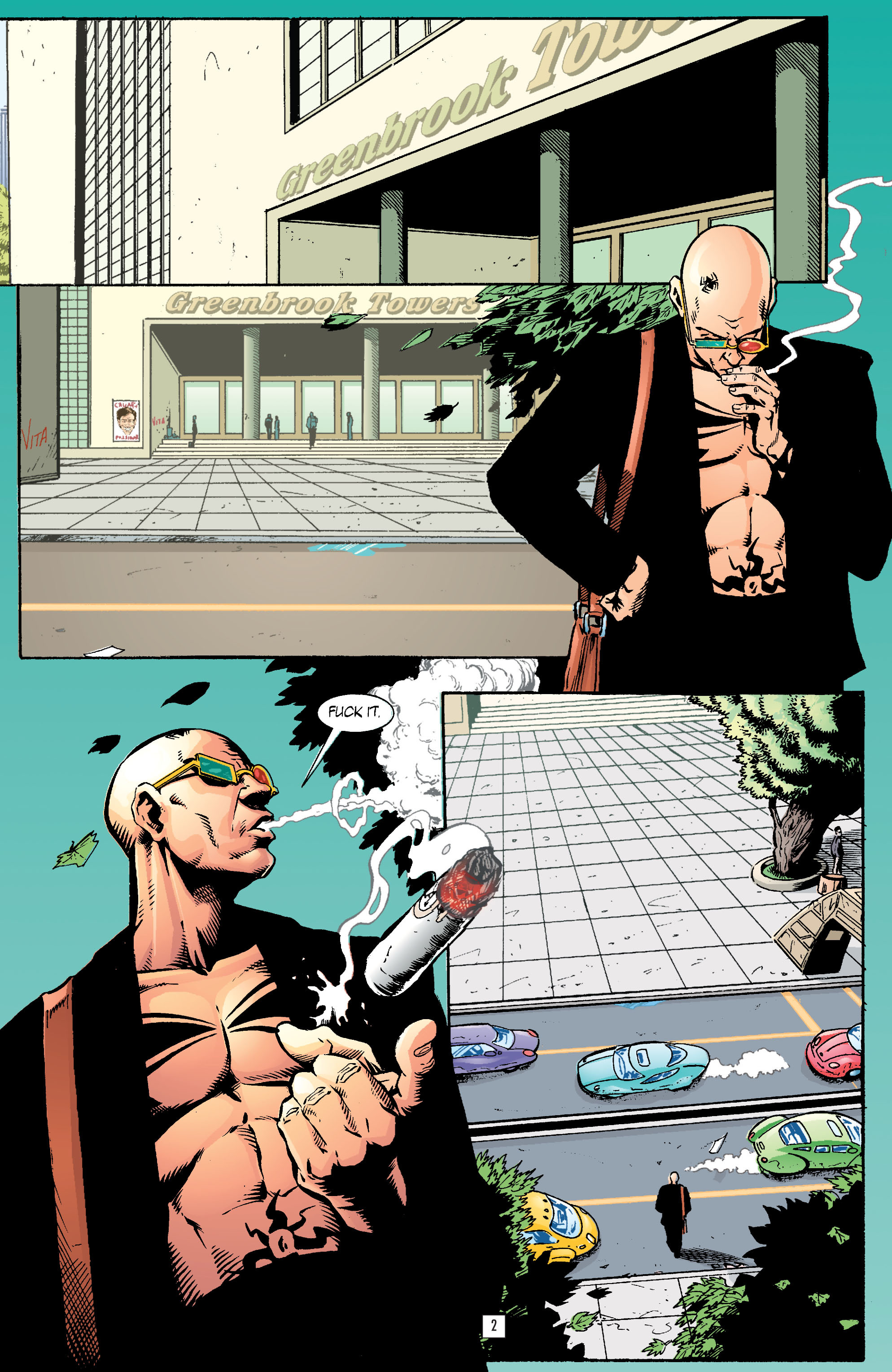 Read online Transmetropolitan comic -  Issue #23 - 3