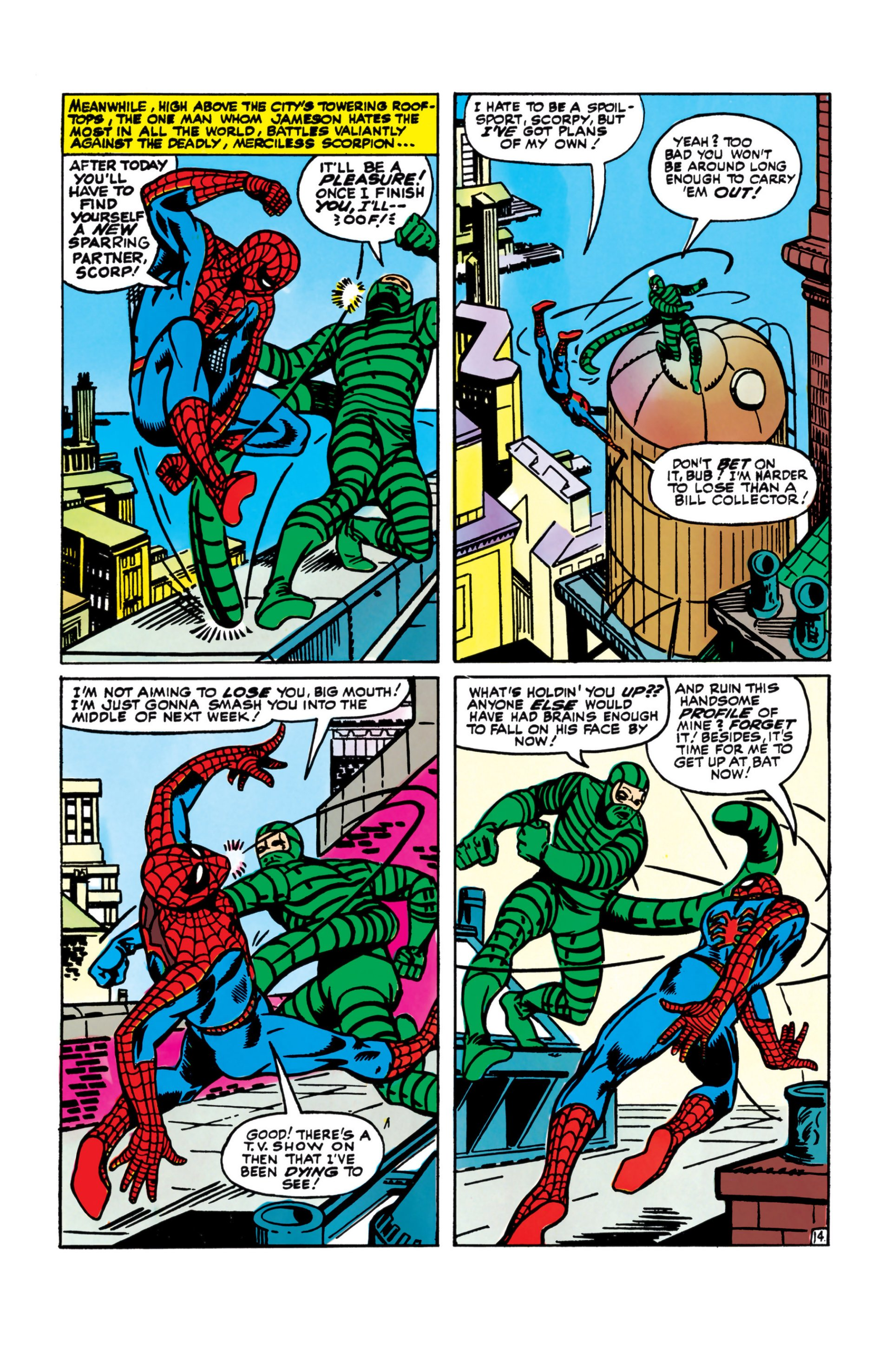 The Amazing Spider-Man (1963) 29 Page 14