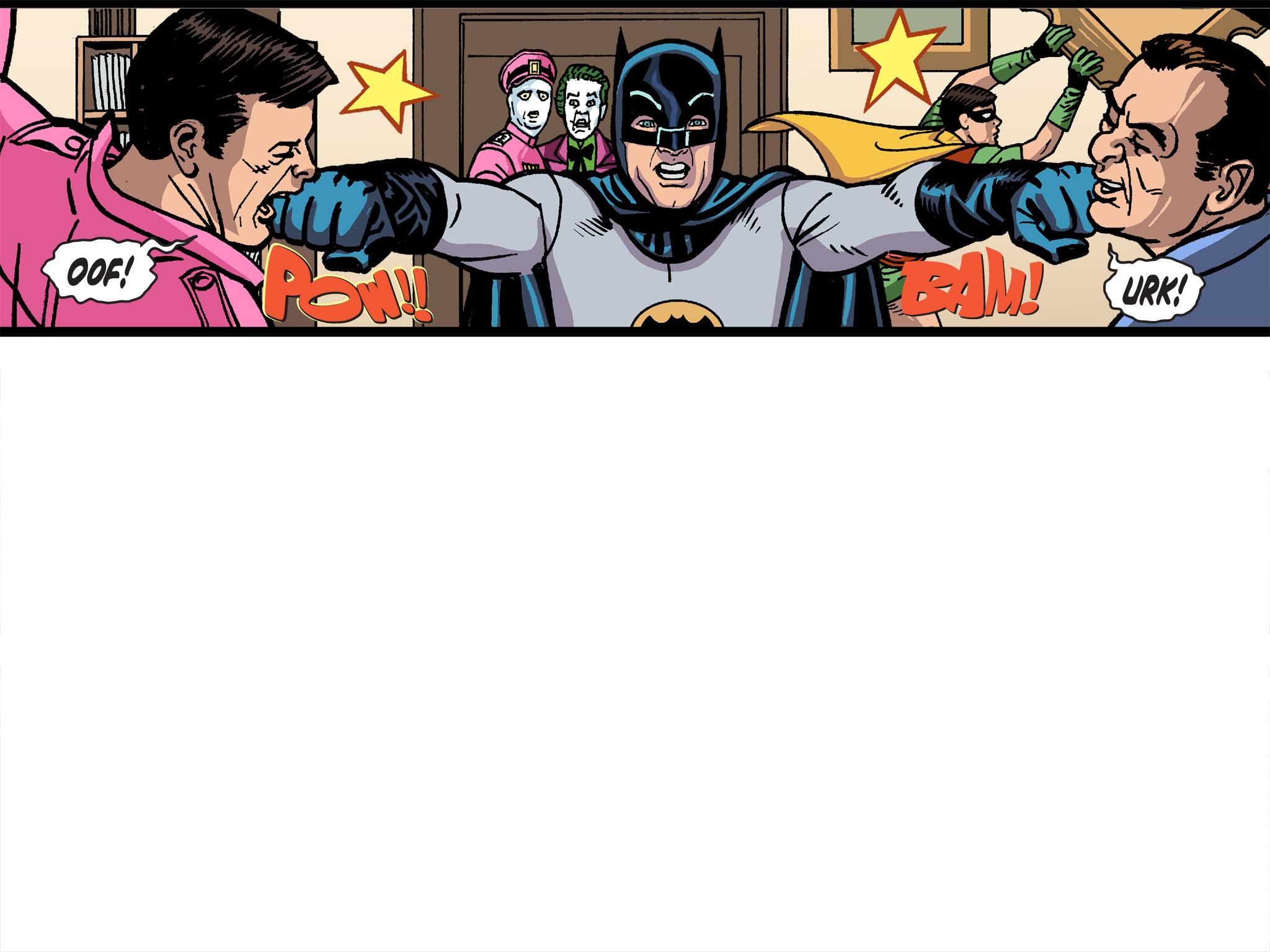 Read online Batman '66 Meets the Green Hornet [II] comic -  Issue #4 - 101