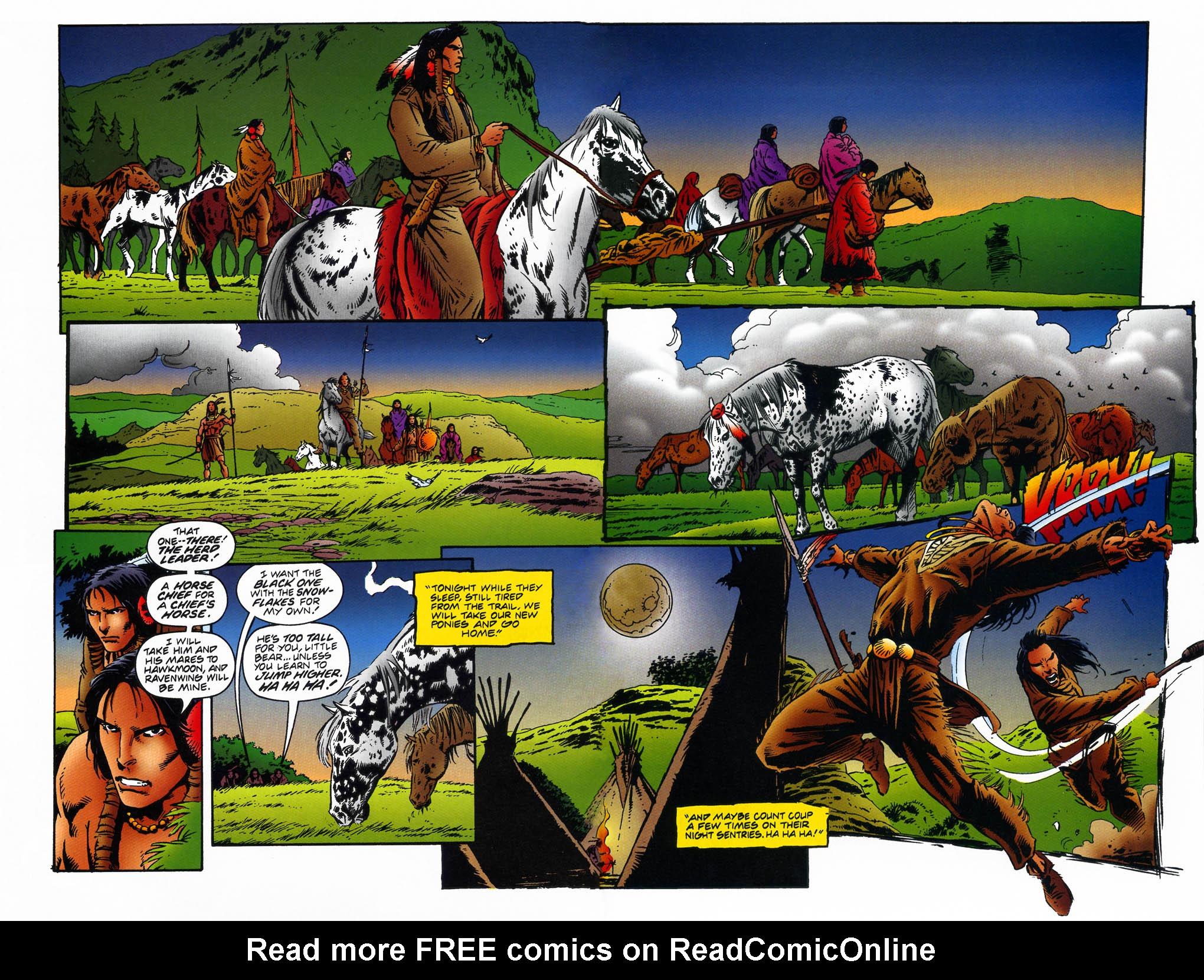 Read online Turok, Dinosaur Hunter (1993) comic -  Issue #43 - 19