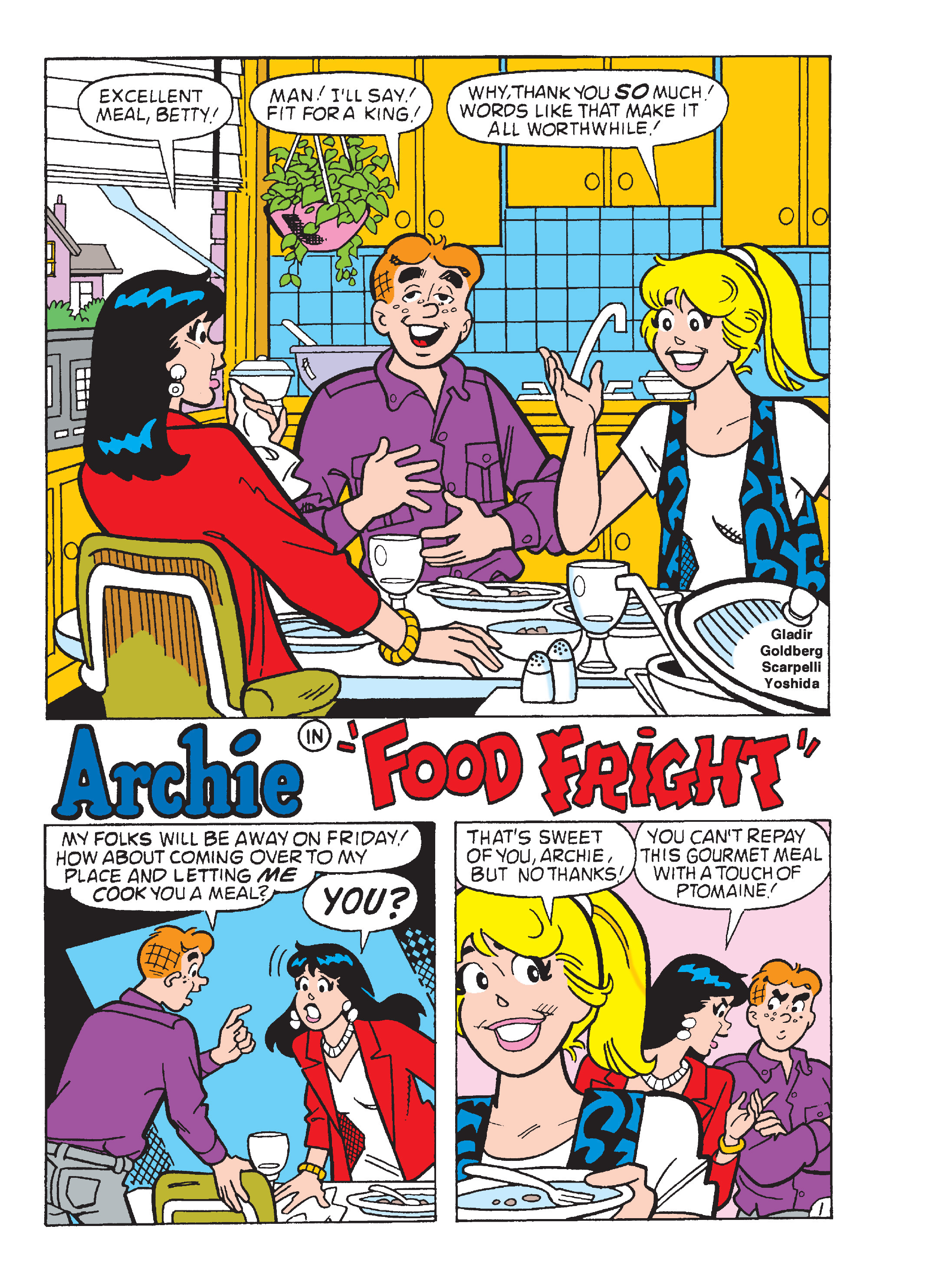 Read online World of Archie Double Digest comic -  Issue #64 - 88
