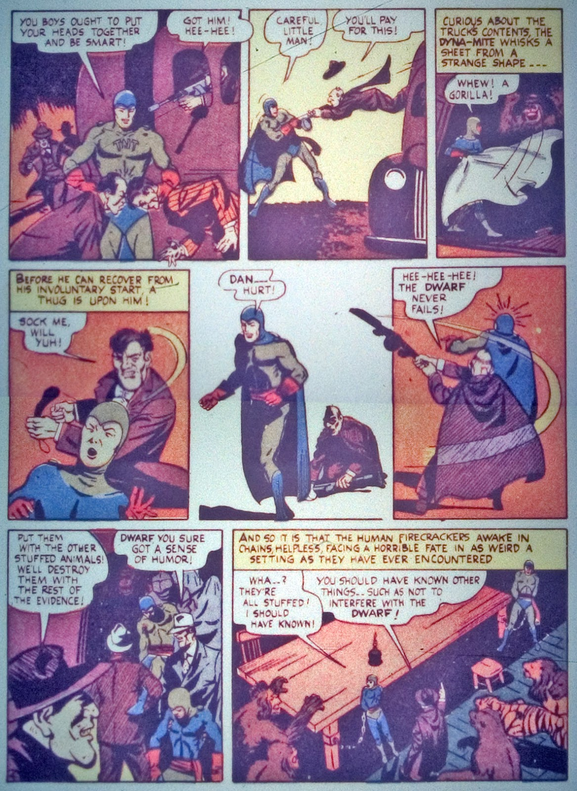 Star Spangled Comics (1941) issue 7 - Page 48