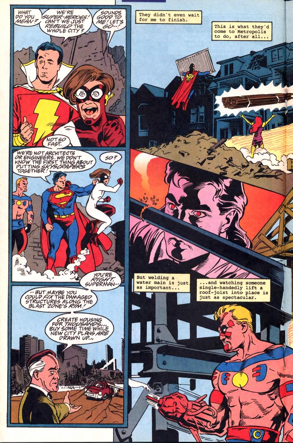 Read online Adventures of Superman (1987) comic -  Issue #522 - 15