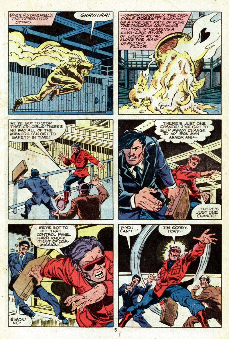 The Avengers (1963) 192 Page 4
