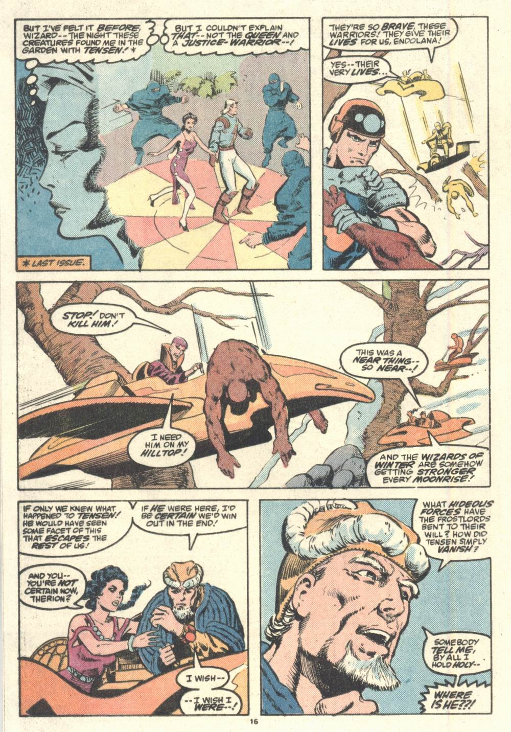 Read online Justice (1986) comic -  Issue #2 - 17