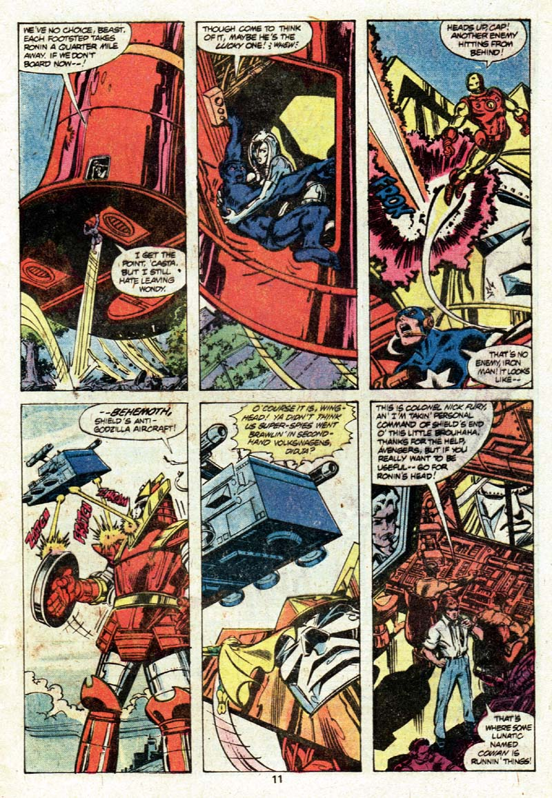 The Avengers (1963) 198 Page 7