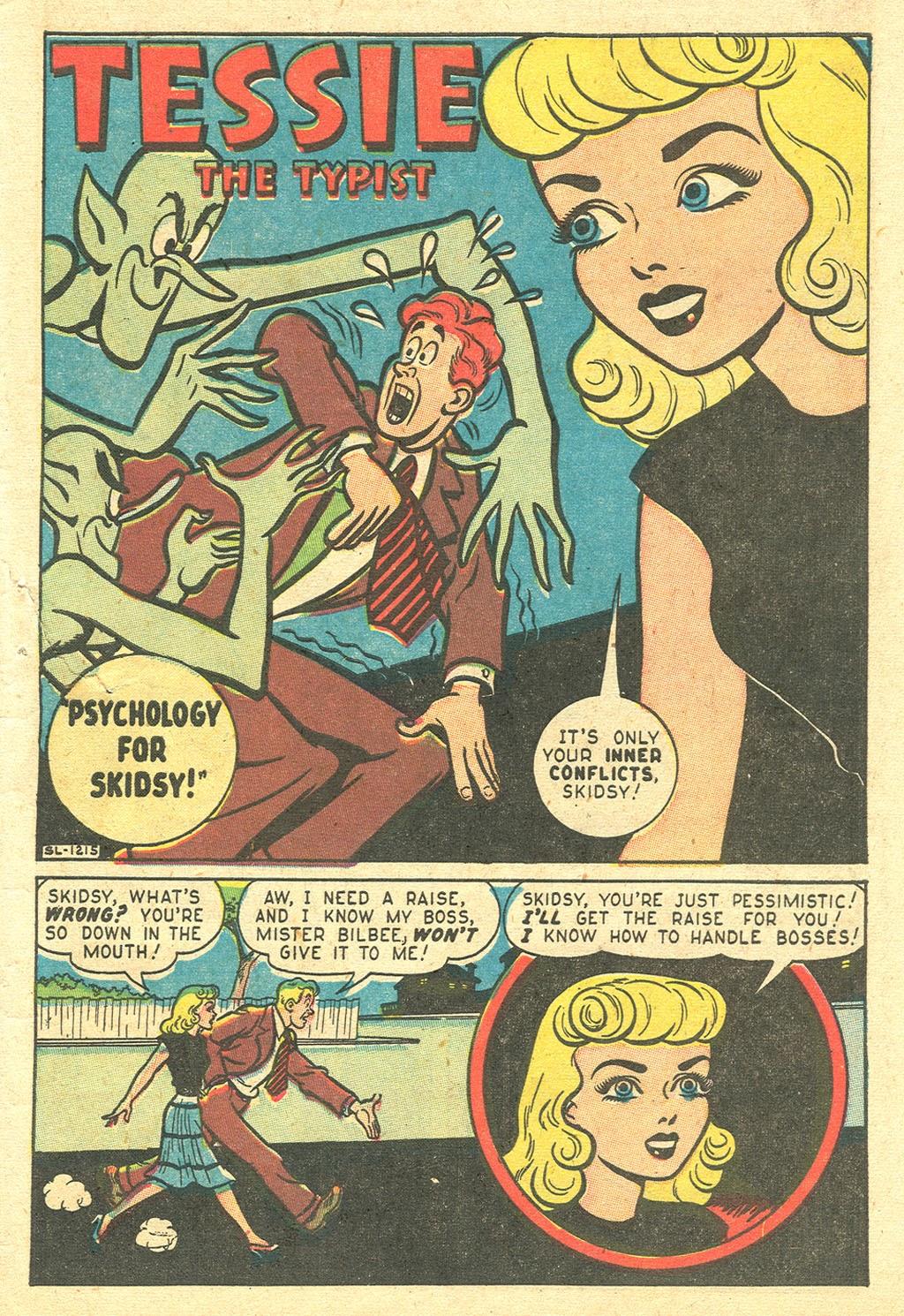 Tessie the Typist issue 11 - Page 39