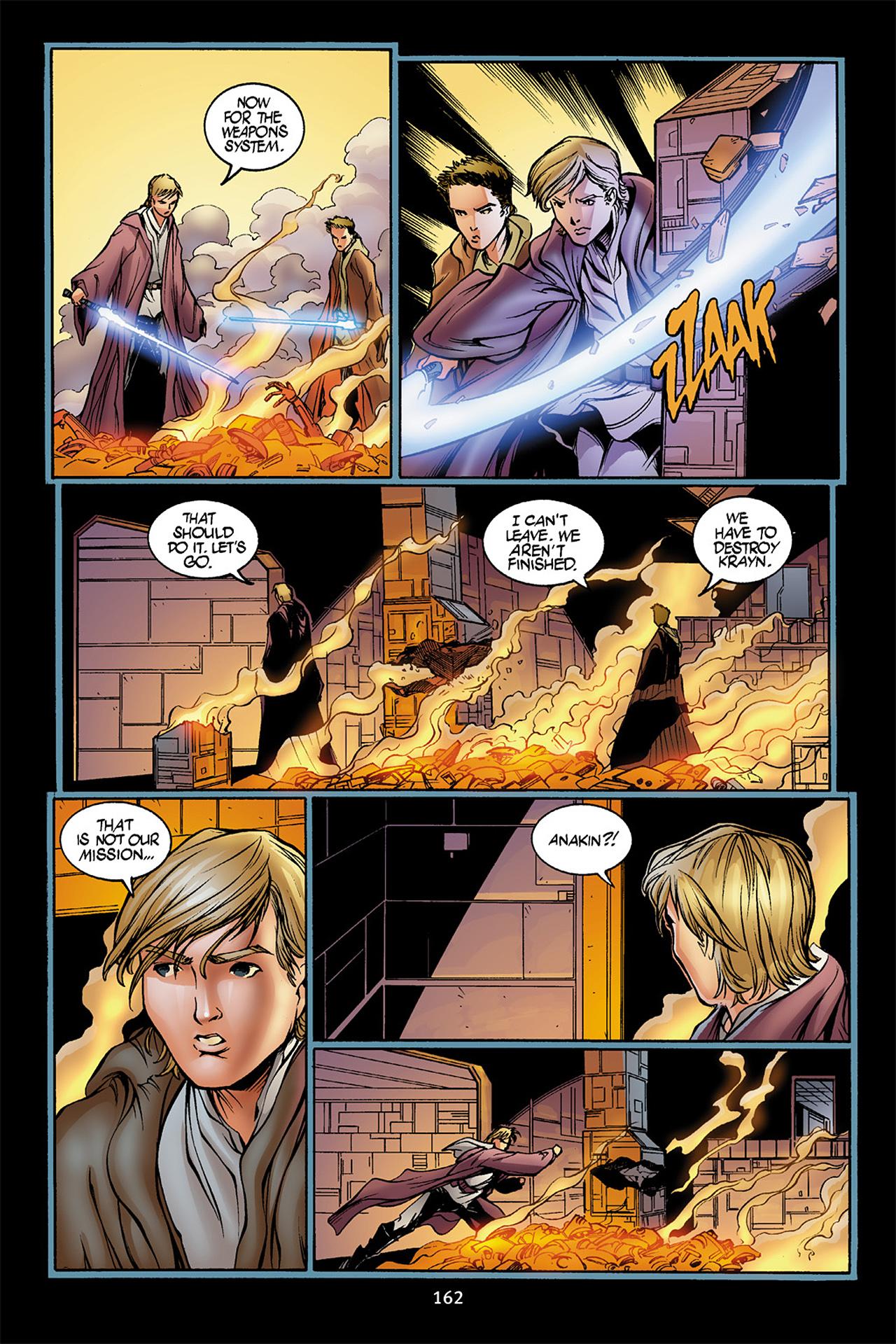 Read online Star Wars Omnibus comic -  Issue # Vol. 10 - 161
