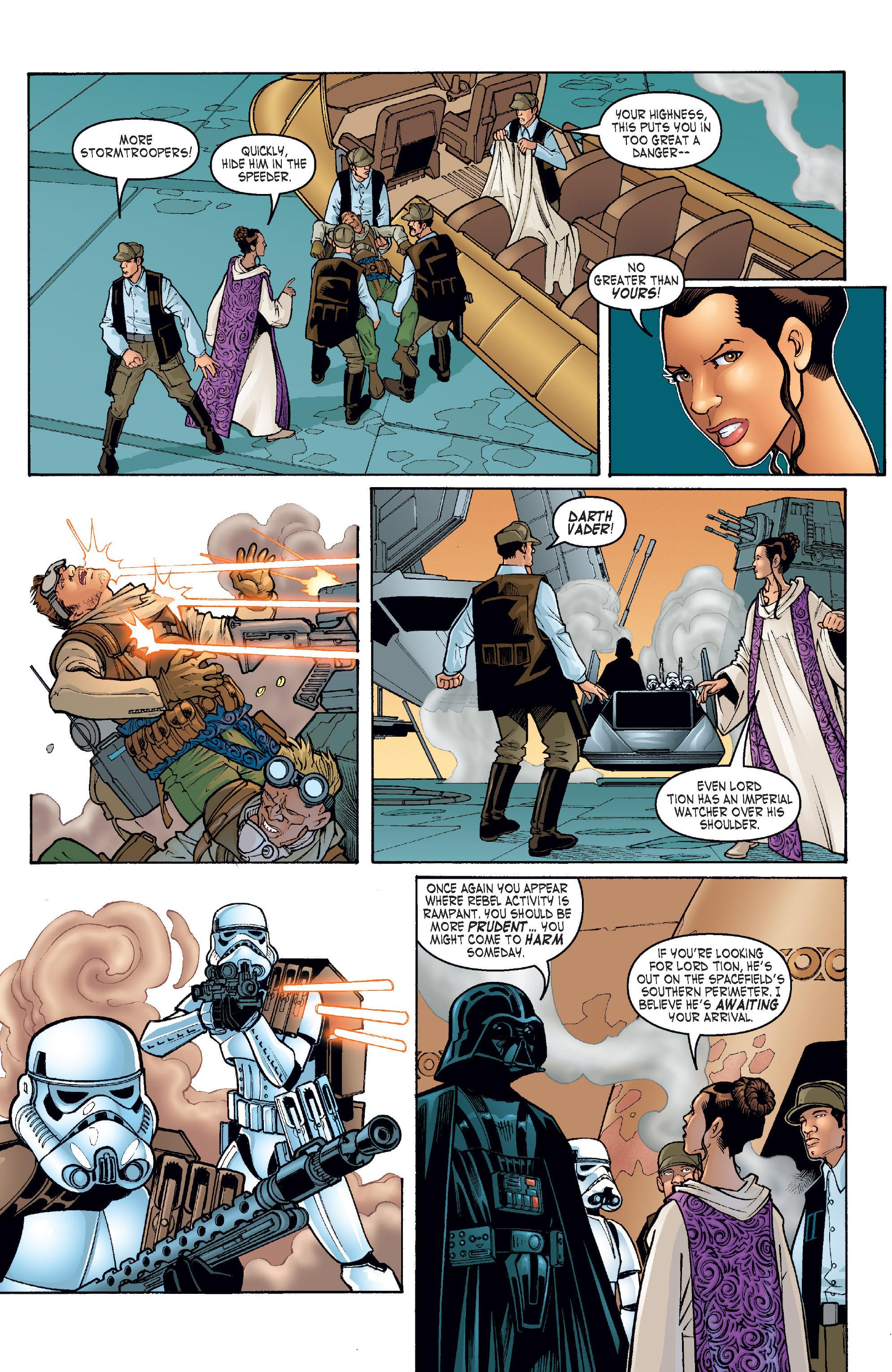 Read online Star Wars Omnibus comic -  Issue # Vol. 17 - 105
