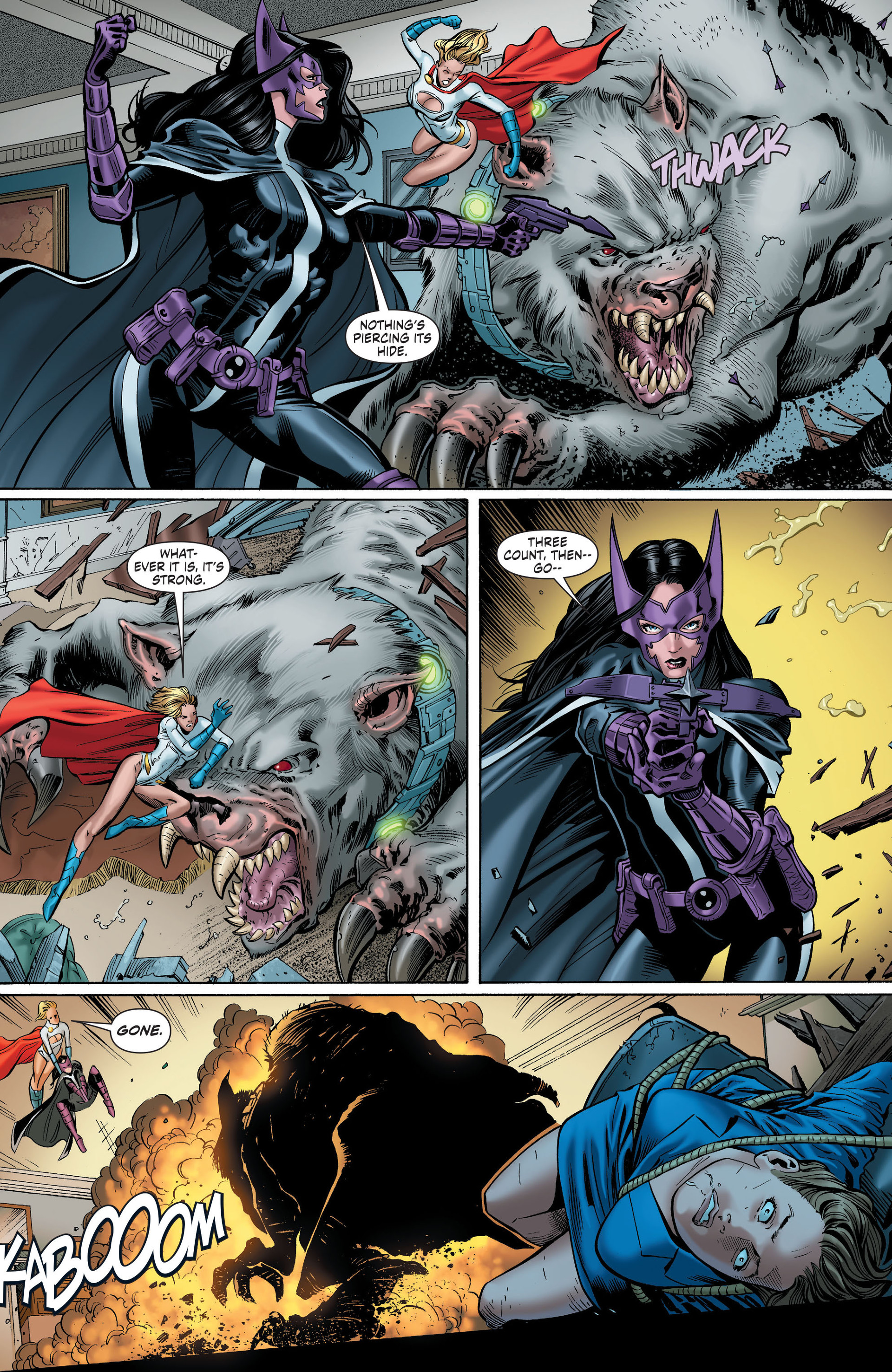 Read online Worlds' Finest comic -  Issue #13 - 8