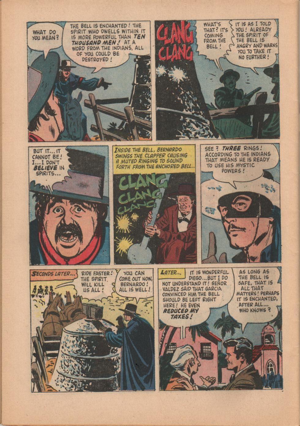 Zorro (1966) issue 5 - Page 34
