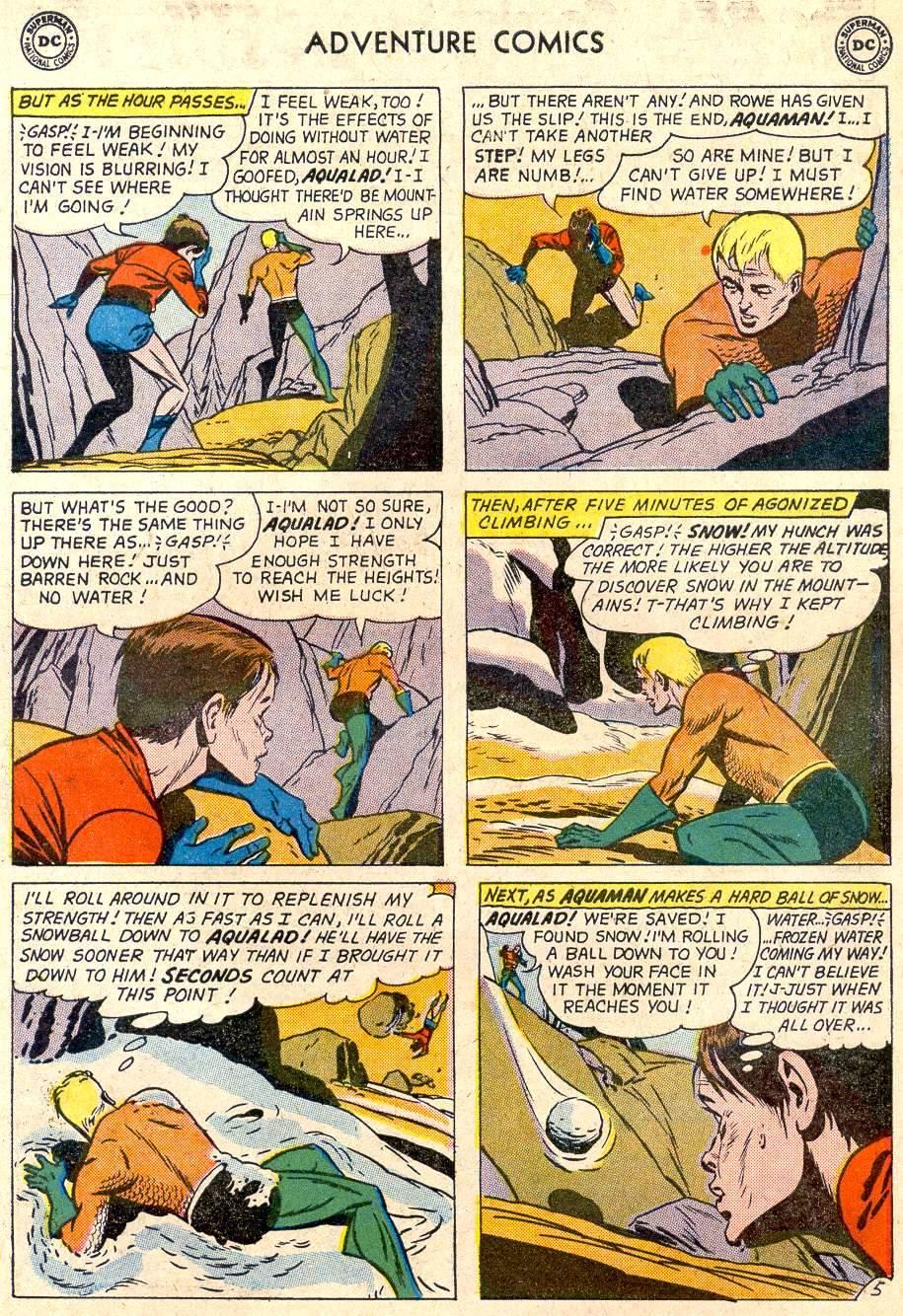Read online Adventure Comics (1938) comic -  Issue #282 - 23