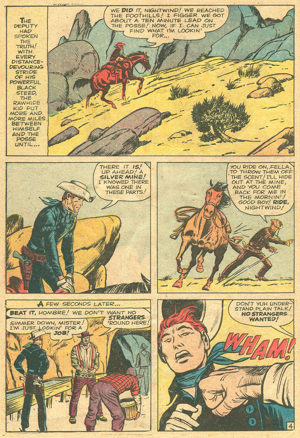 The Rawhide Kid (1955) issue 22 - Page 6