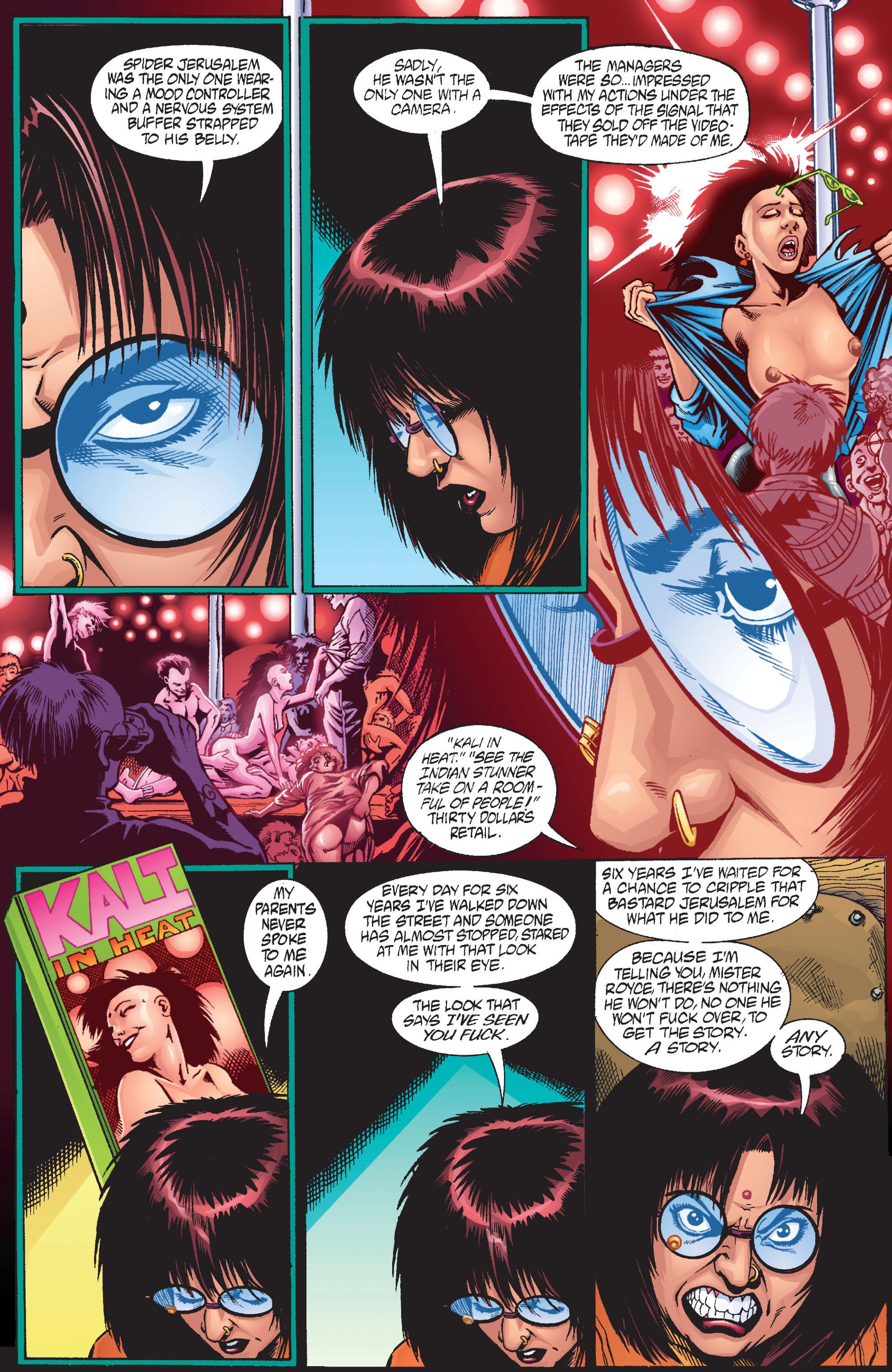 Read online Transmetropolitan comic -  Issue #12 - 4