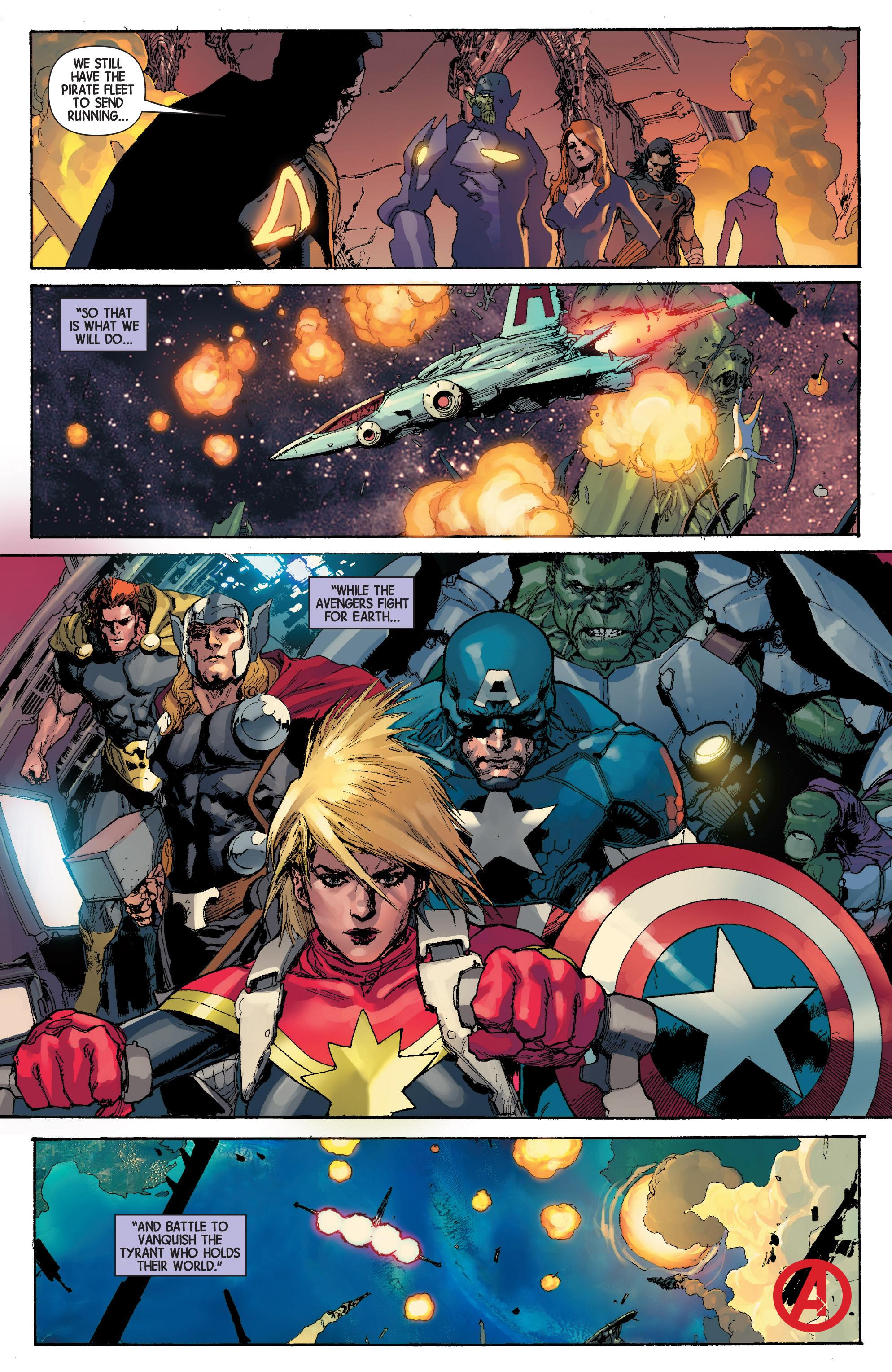 Read online Avengers (2013) comic -  Issue #Avengers (2013) _TPB 4 - 175