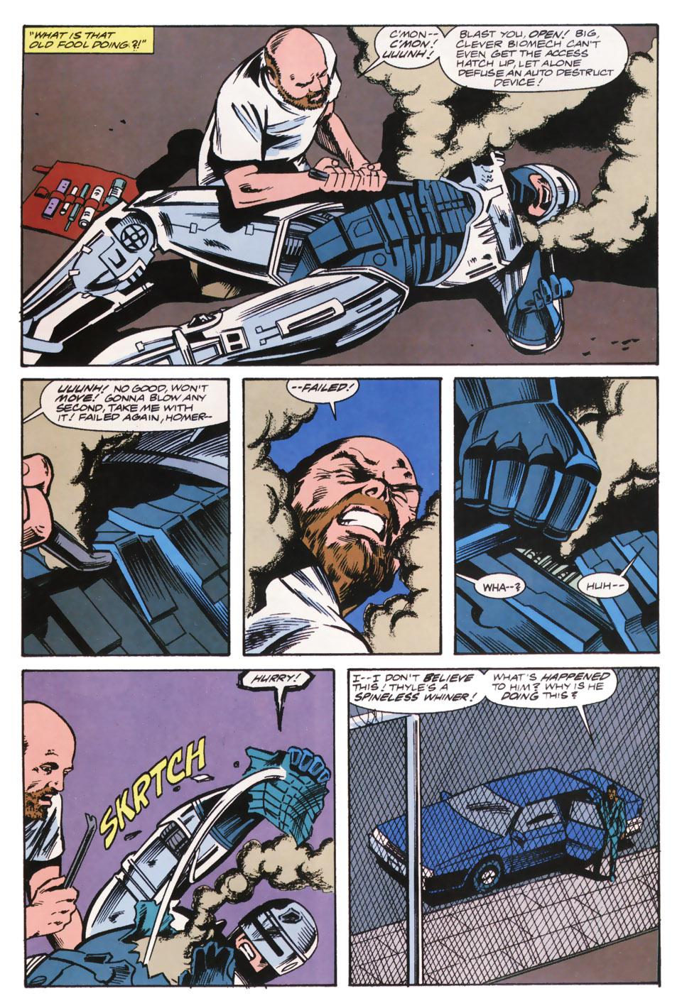 Read online Robocop (1990) comic -  Issue #15 - 5