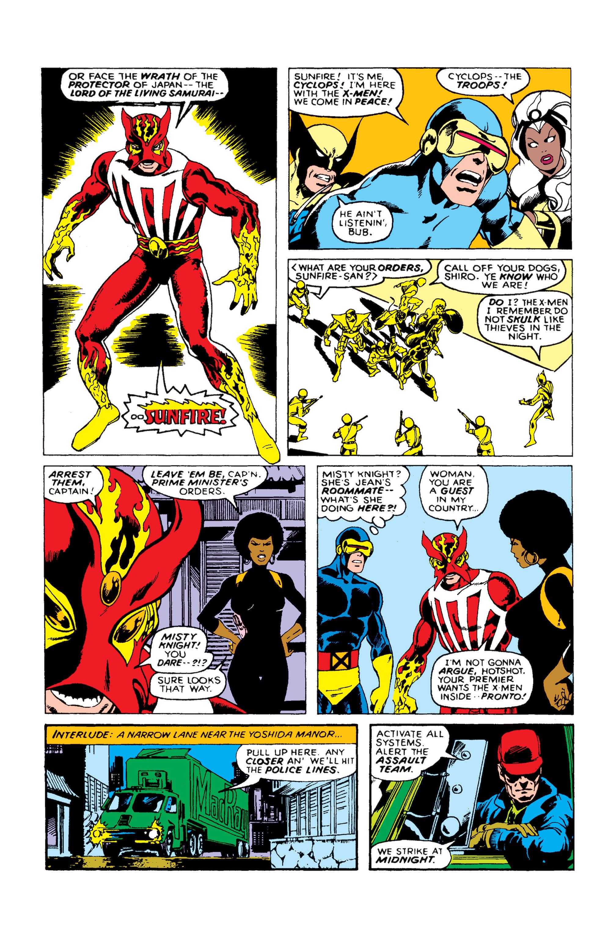 Uncanny X-Men (1963) 118 Page 7