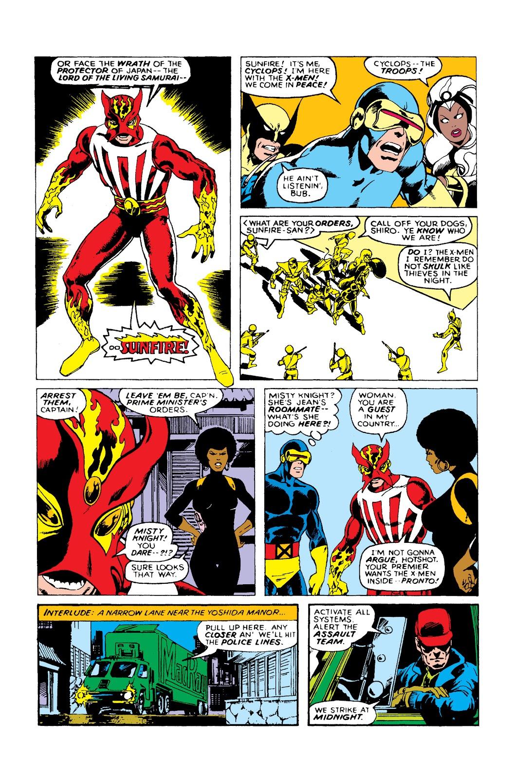 Uncanny X-Men (1963) issue 118 - Page 8