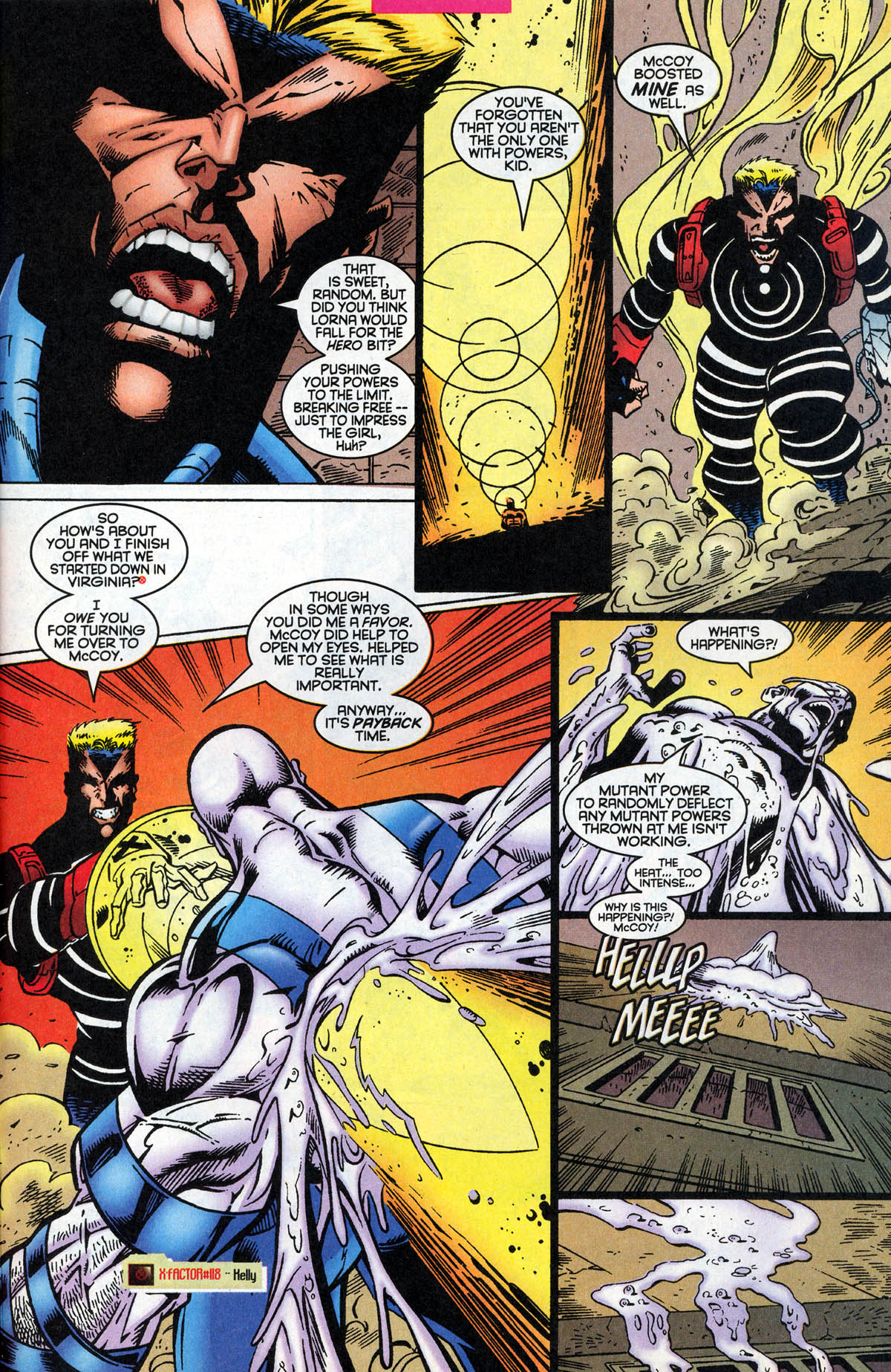 Read online X-Factor (1986) comic -  Issue #126 - 25