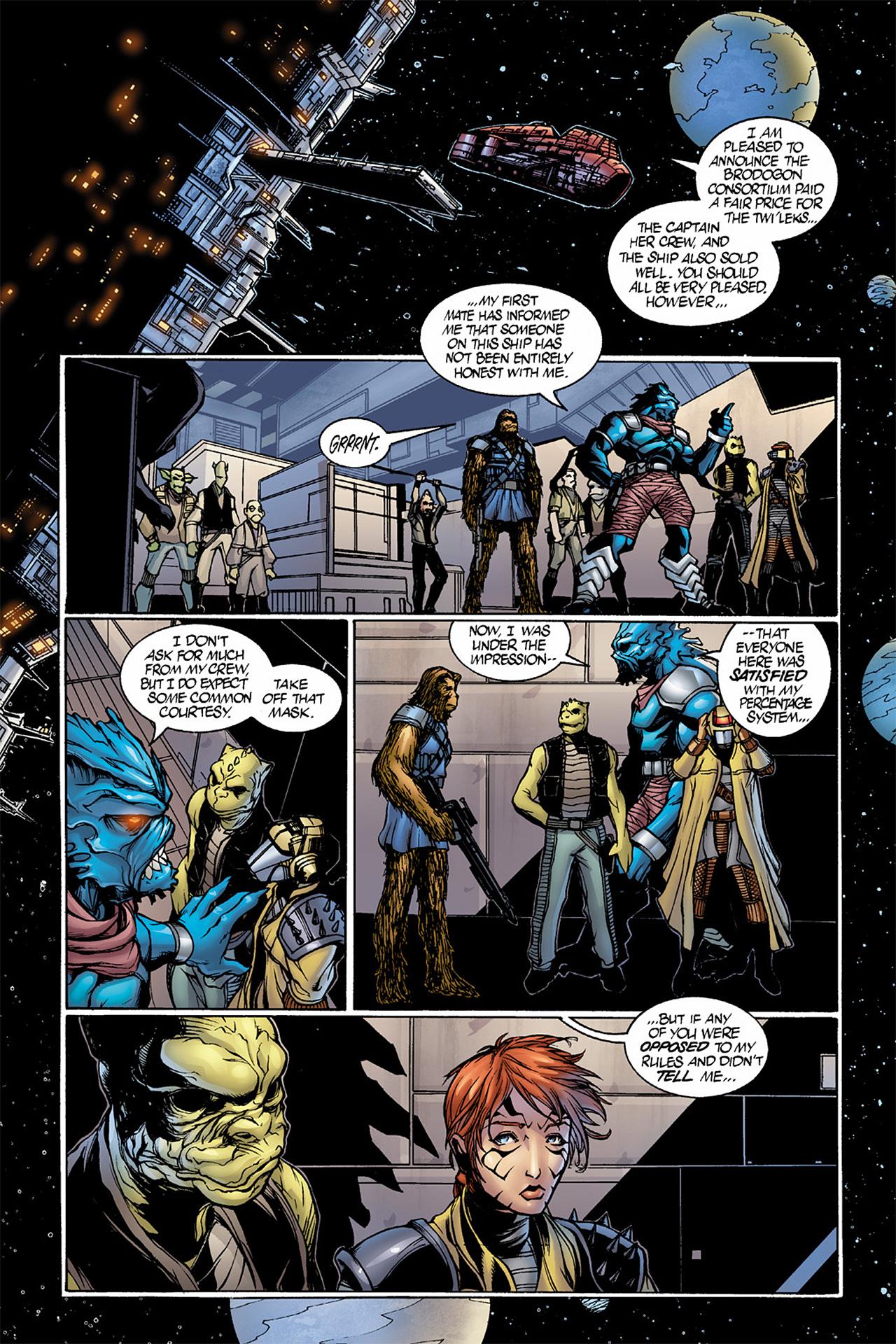 Read online Star Wars Omnibus comic -  Issue # Vol. 10 - 146