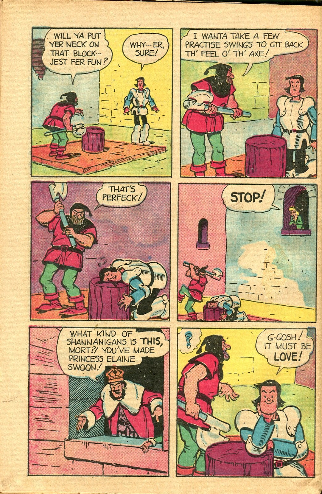 Read online Famous Funnies comic -  Issue #154 - 44