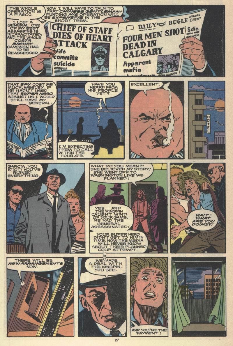 Read online Alpha Flight (1983) comic -  Issue #77 - 29
