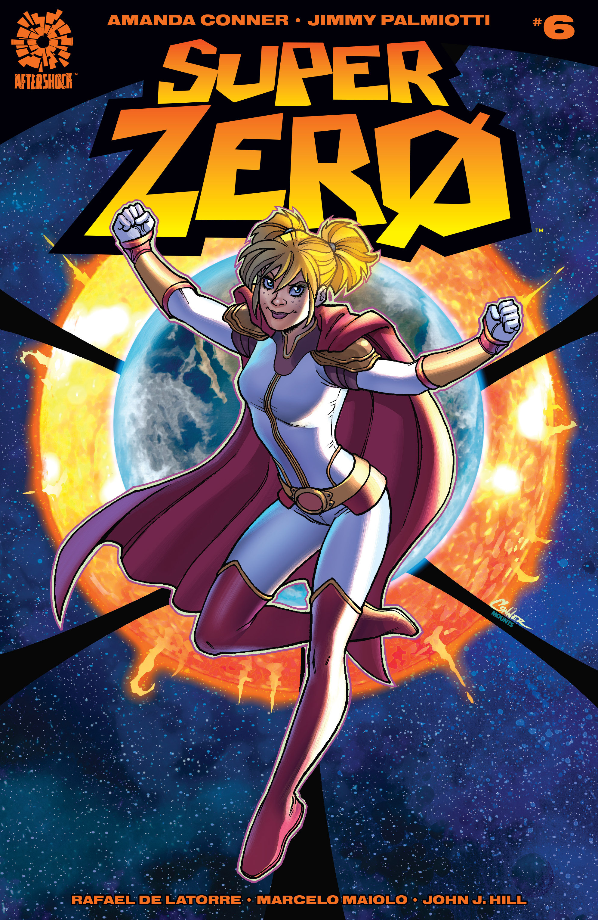 SuperZero #6 #6 - English 1