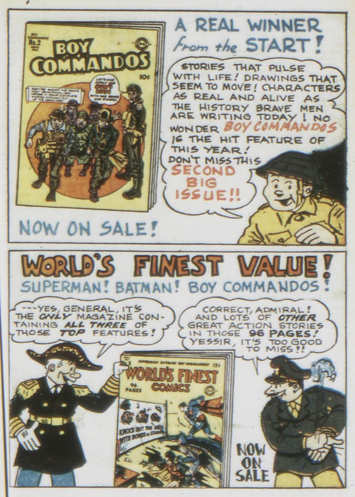 Read online Detective Comics (1937) comic -  Issue #75 - 57