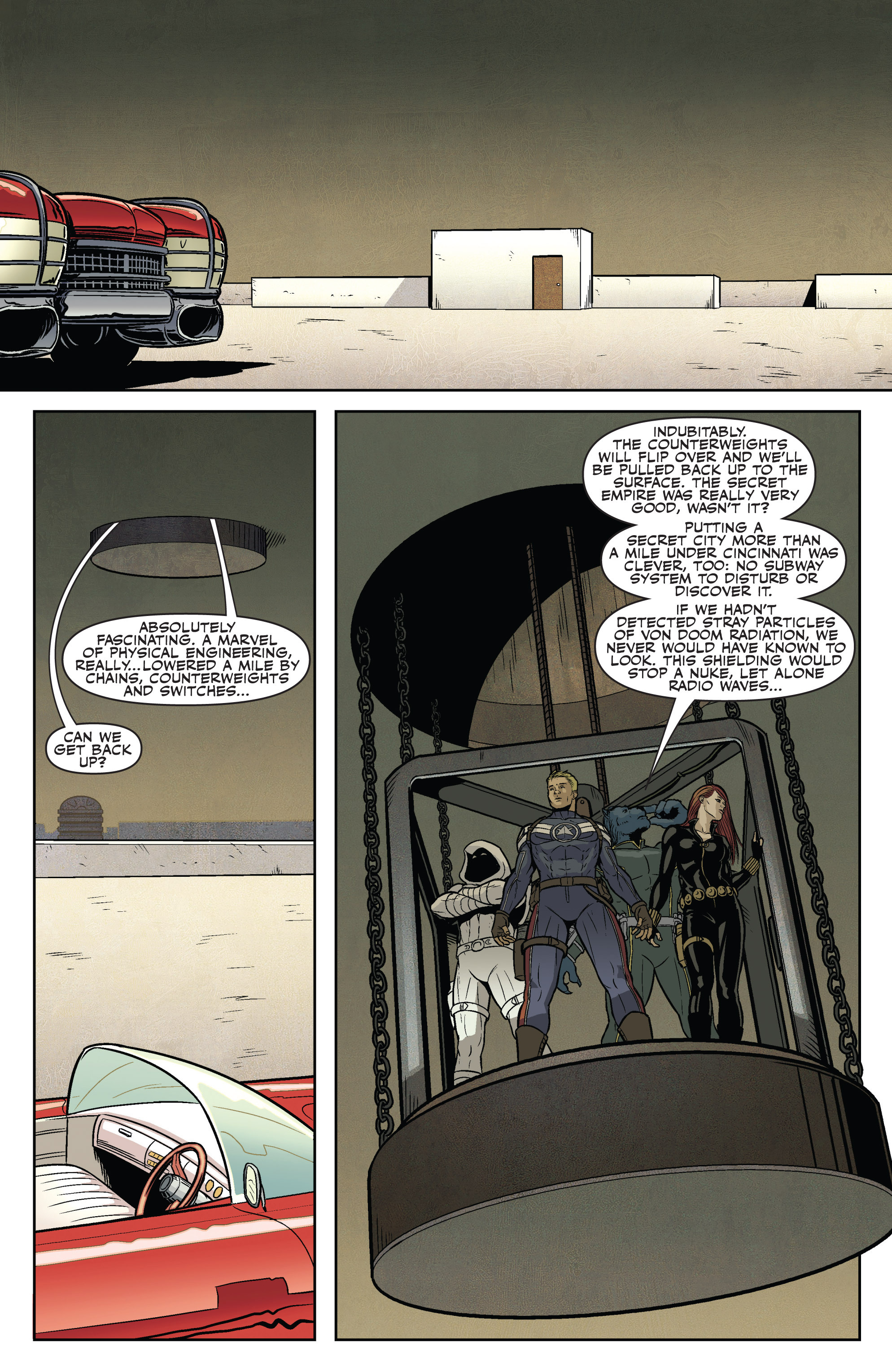 Read online Secret Avengers (2010) comic -  Issue #16 - 3