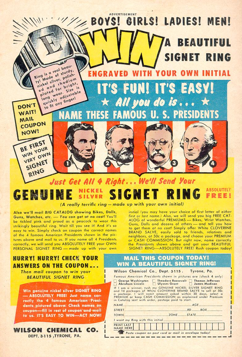 Read online Adventure Comics (1938) comic -  Issue #274 - 36