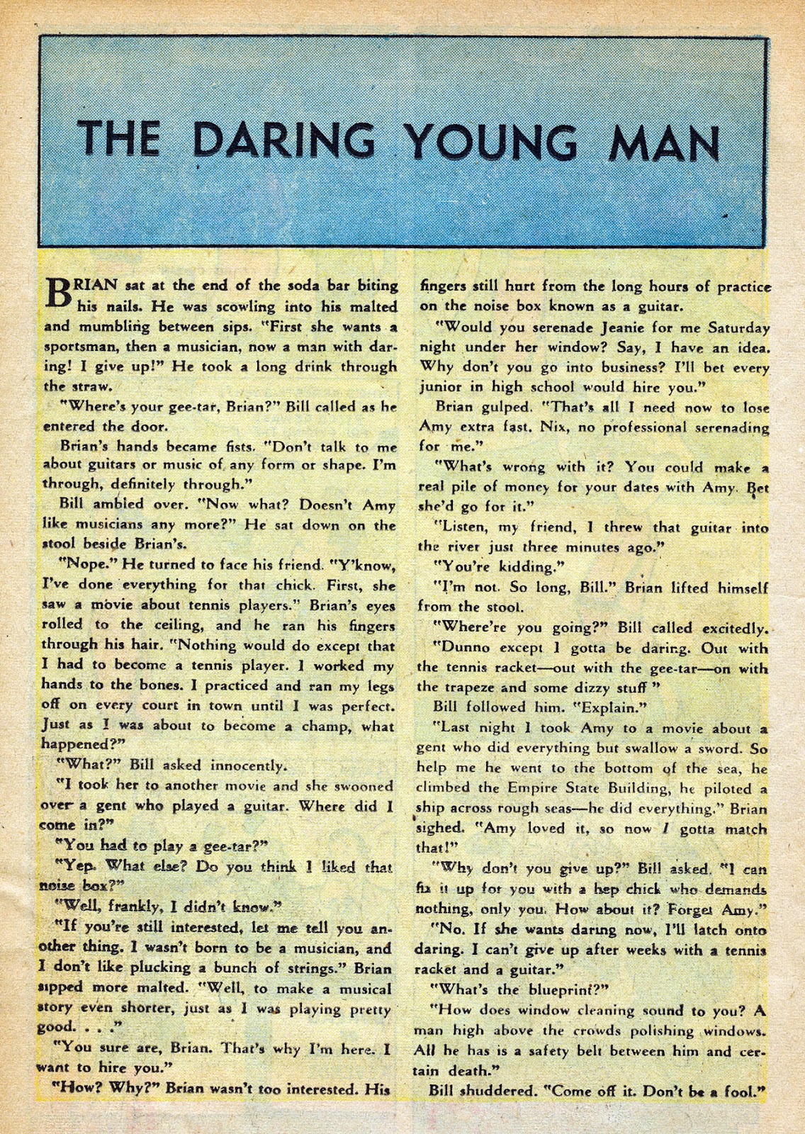 Read online Nellie The Nurse (1945) comic -  Issue #20 - 24