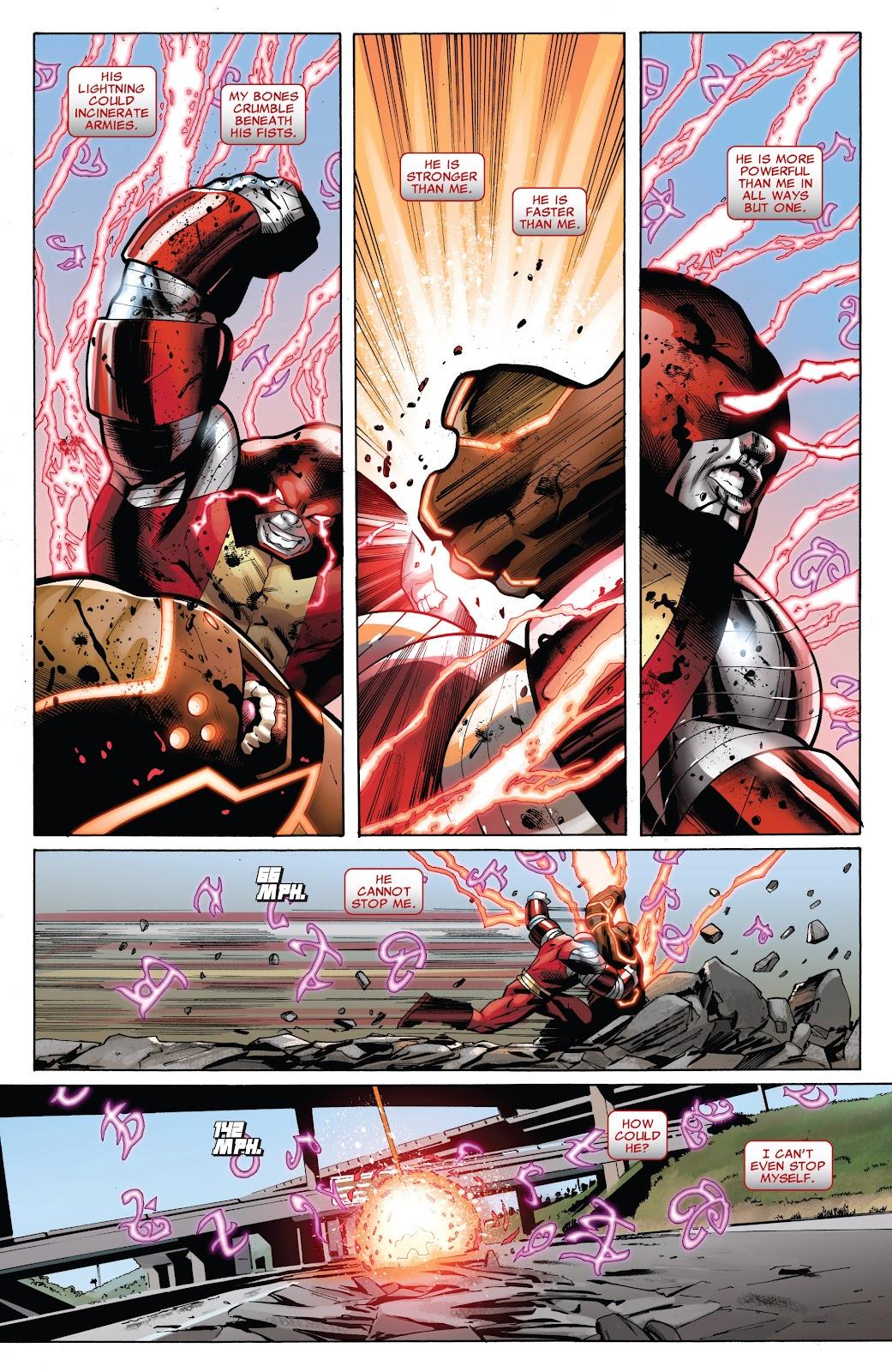 Uncanny X-Men (1963) issue 543 - Page 12
