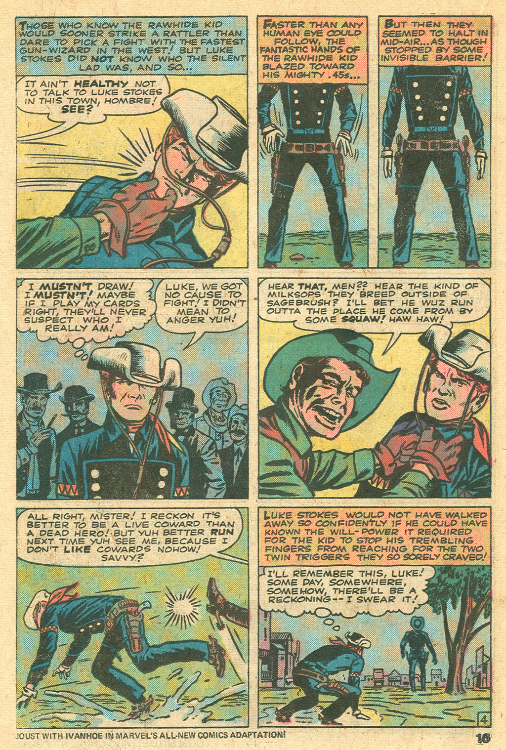 The Rawhide Kid (1955) issue 137 - Page 18